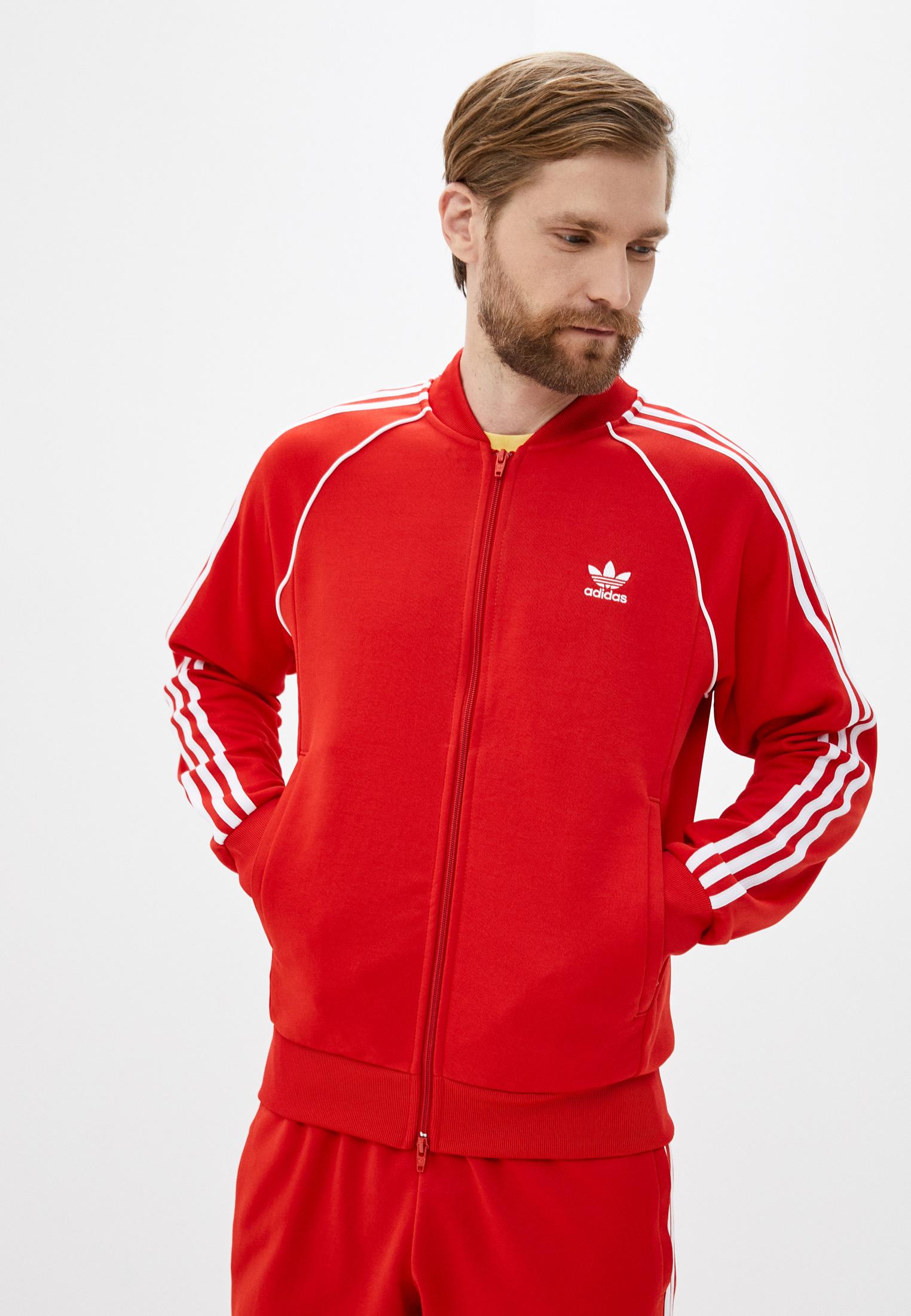 Толстовка Adidas Originals (Адидас Ориджиналс) Олимпийка adidas Originals