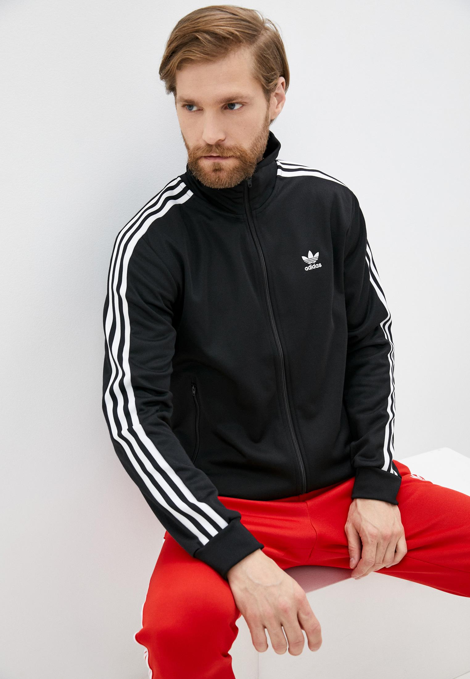 Толстовка Adidas Originals (Адидас Ориджиналс) H09112: изображение 1