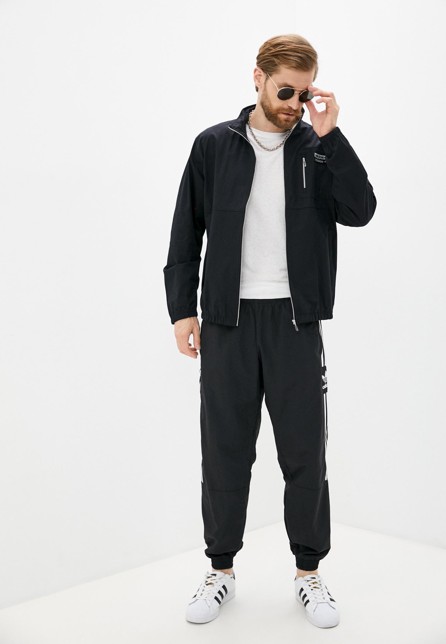 Мужская верхняя одежда Adidas Originals (Адидас Ориджиналс) H11457: изображение 2