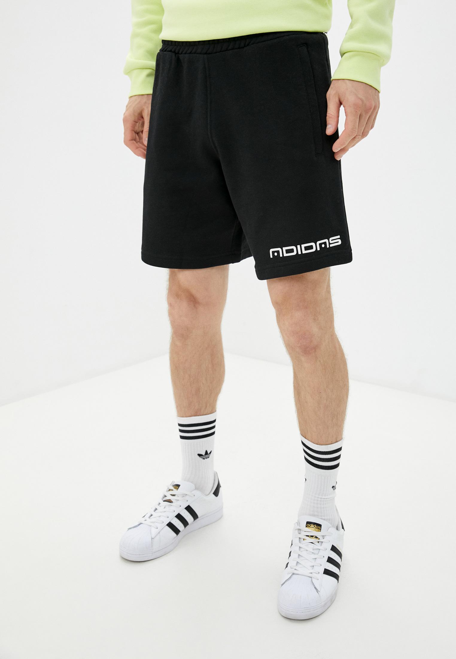 Мужские спортивные шорты Adidas Originals (Адидас Ориджиналс) Шорты adidas Originals