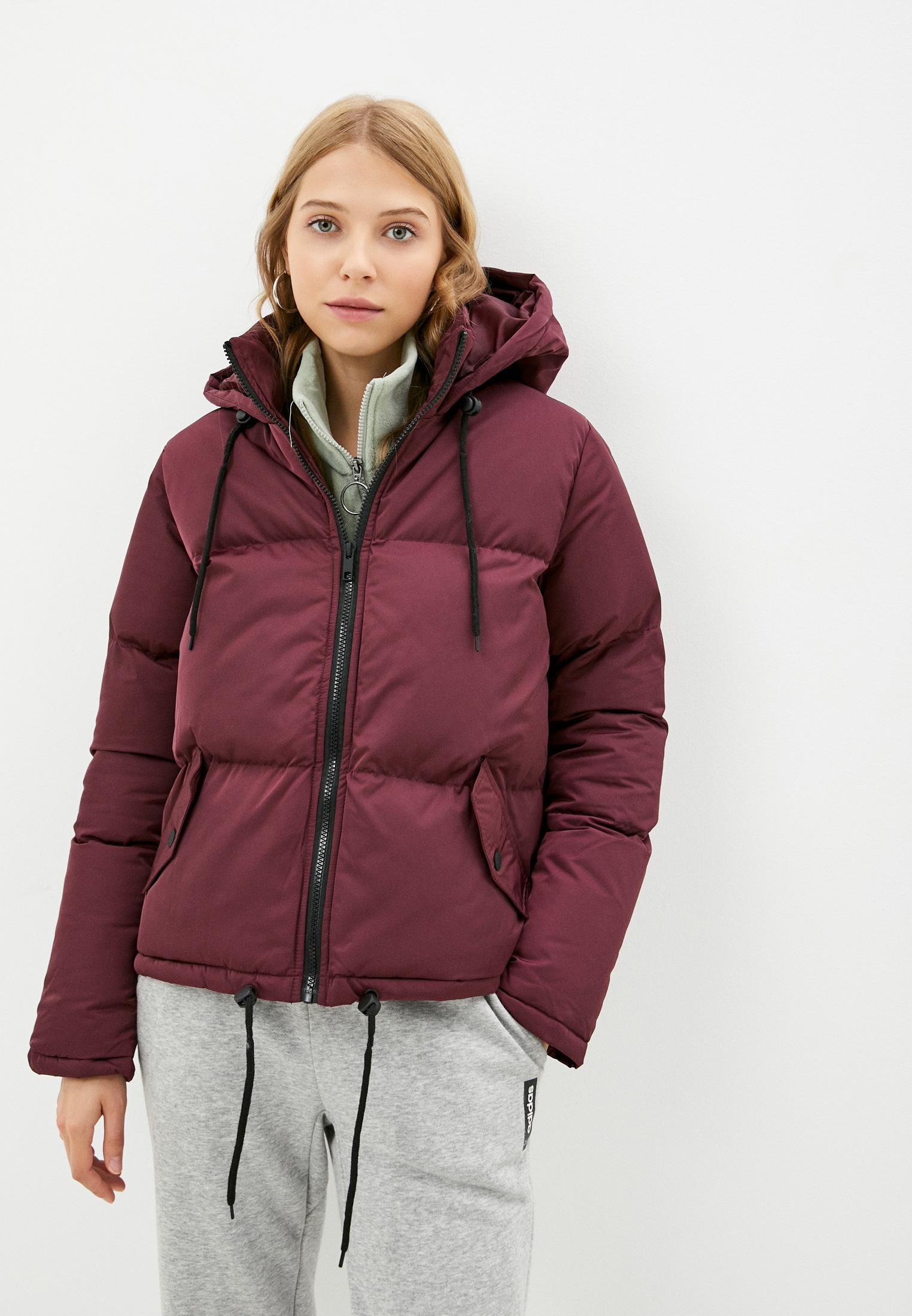 Утепленная куртка Brave Soul LJK-CELLOWINE