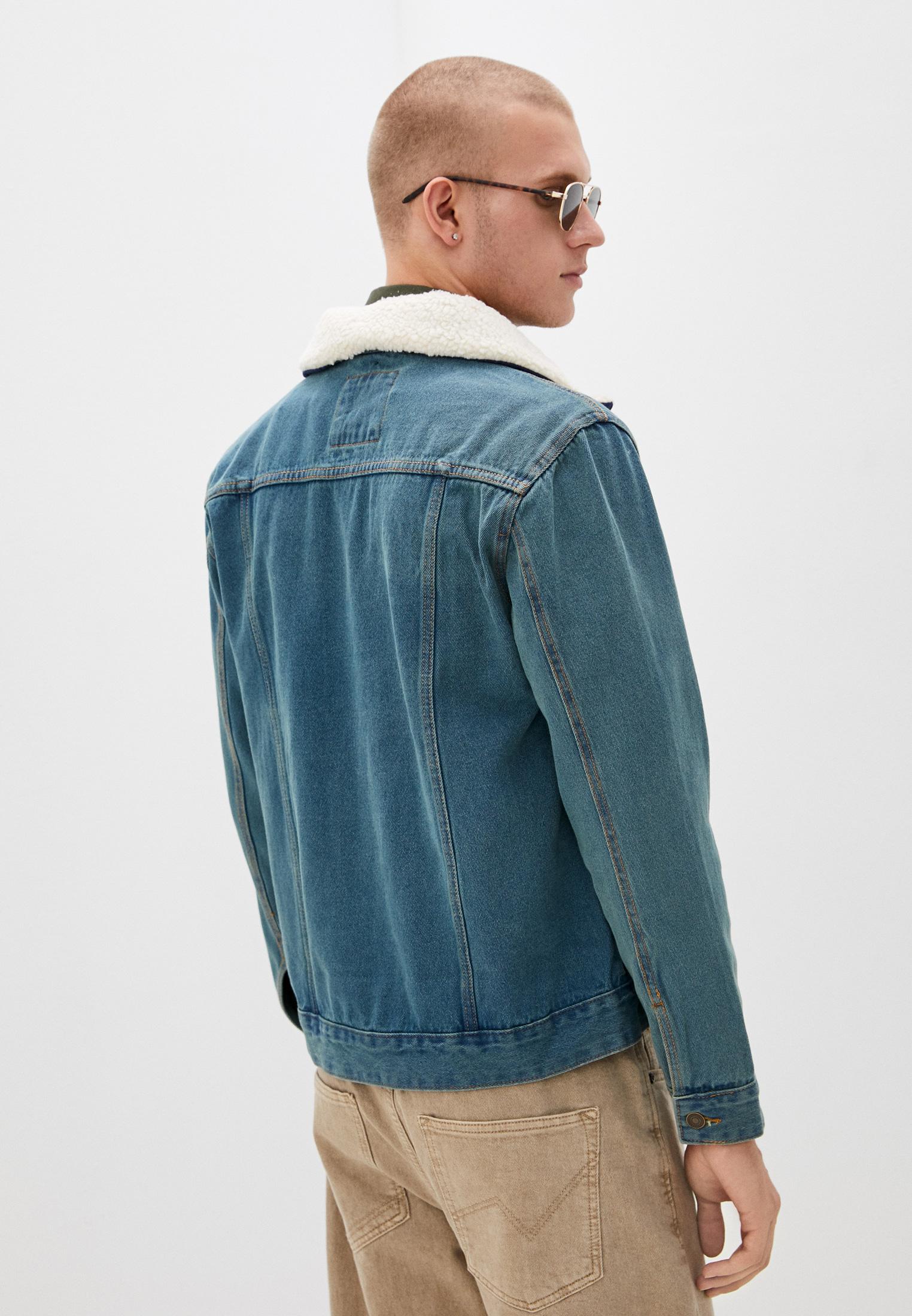 Джинсовая куртка Brave Soul MJK-LARSON: изображение 7