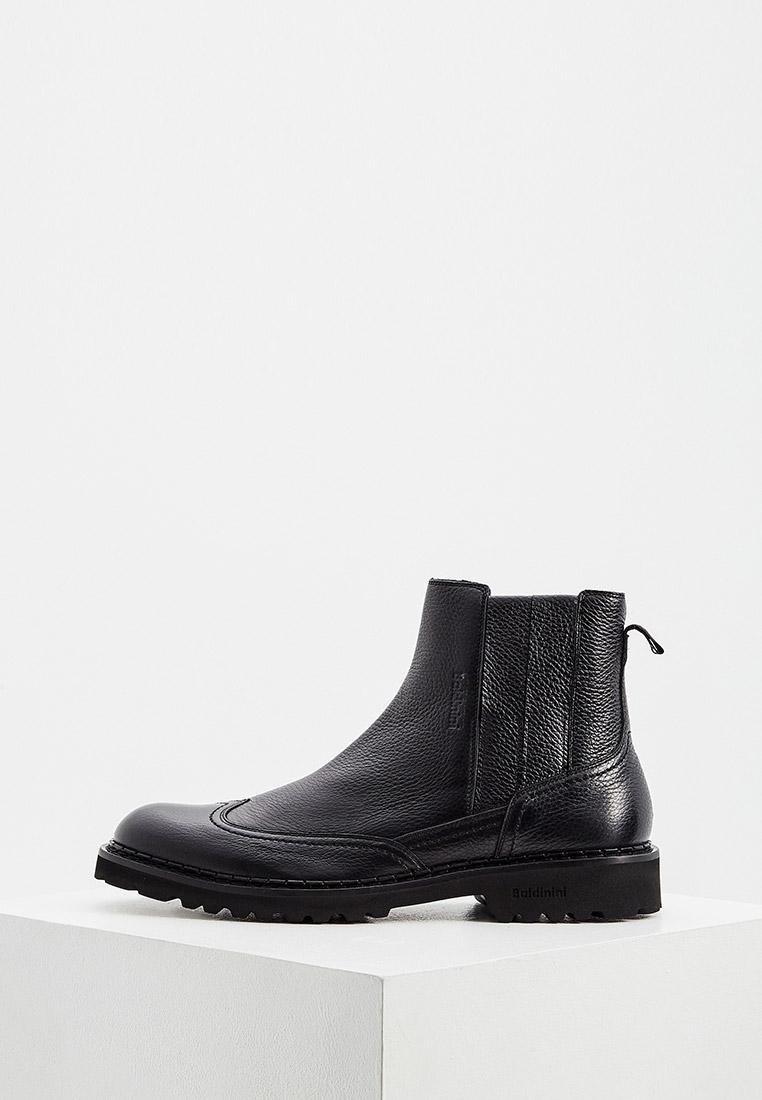 Мужские ботинки Baldinini (Балдинини) U2B309CERV0000