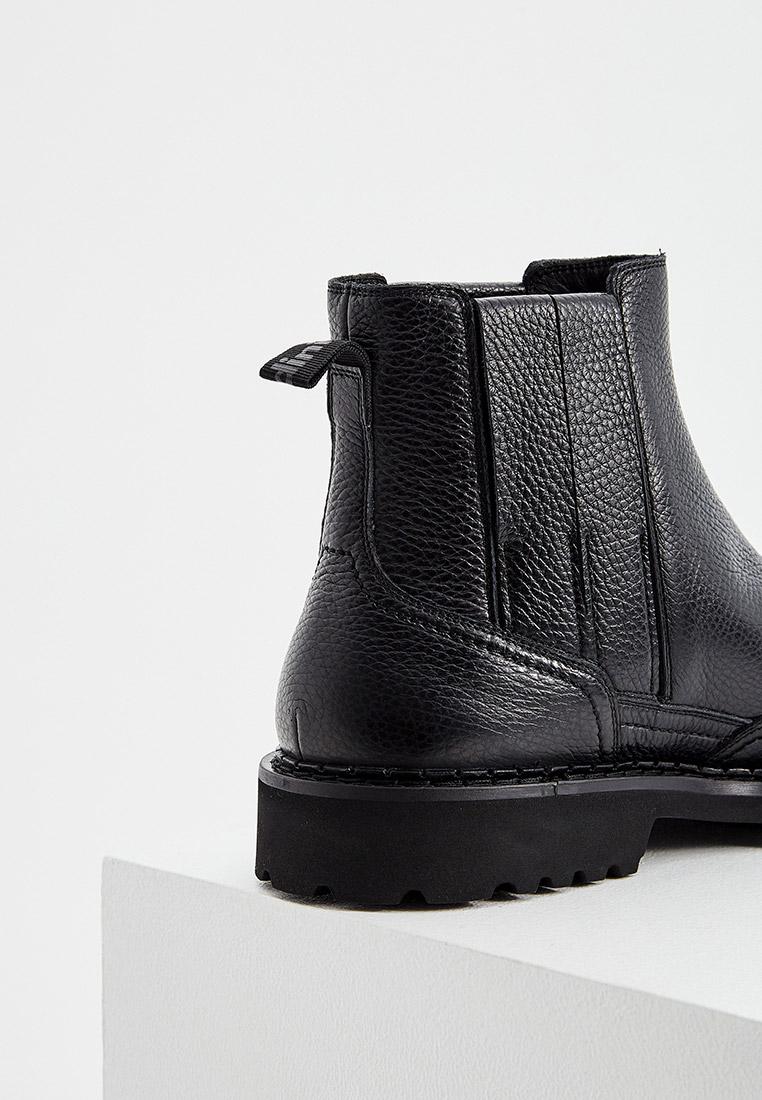 Мужские ботинки Baldinini (Балдинини) U2B309CERV0000: изображение 4