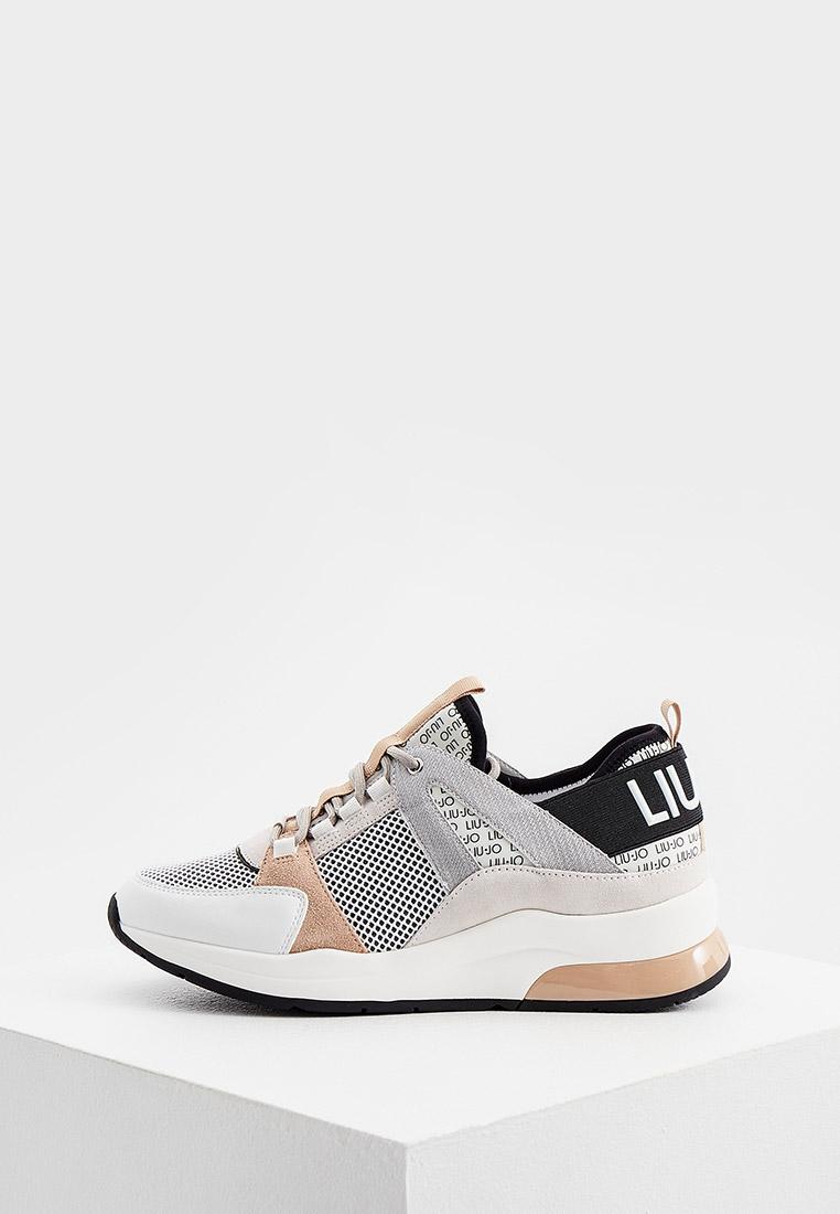 Женские кроссовки Liu Jo (Лиу Джо) 4LJ.LJ101678.T