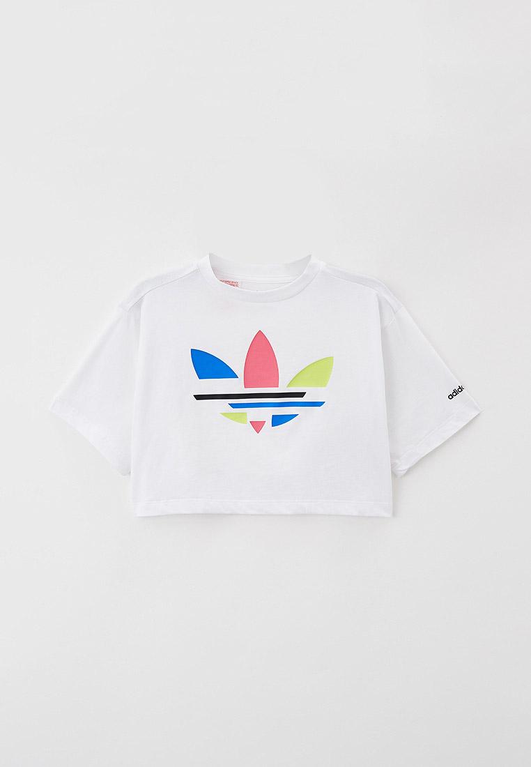 Футболка Adidas Originals (Адидас Ориджиналс) H14155