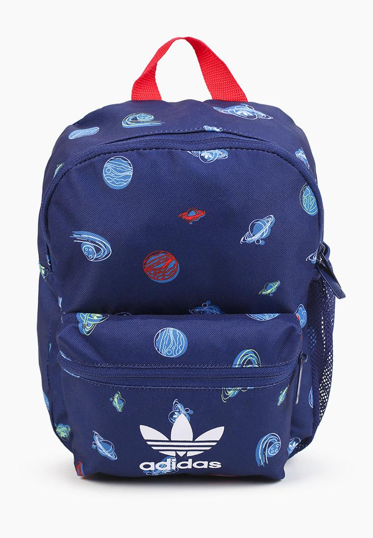 Рюкзак для мальчиков Adidas Originals (Адидас Ориджиналс) H32435: изображение 1