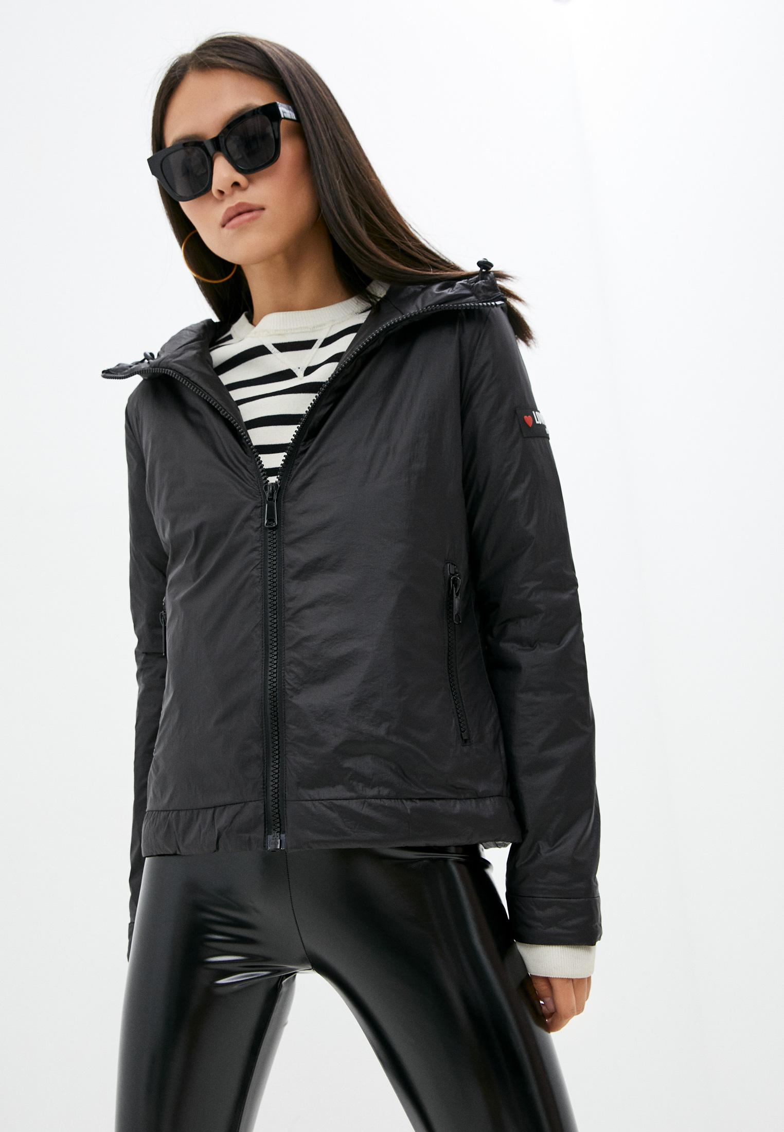 Утепленная куртка Love Moschino W H 742 80 T 006A