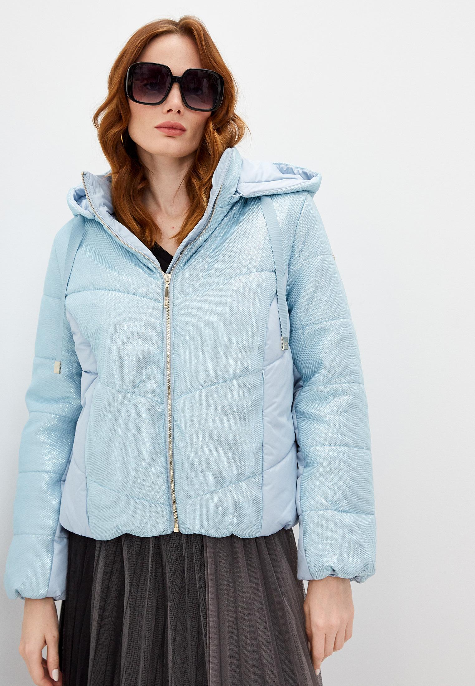 Утепленная куртка Liu Jo Sport Куртка утепленная Liu Jo Sport
