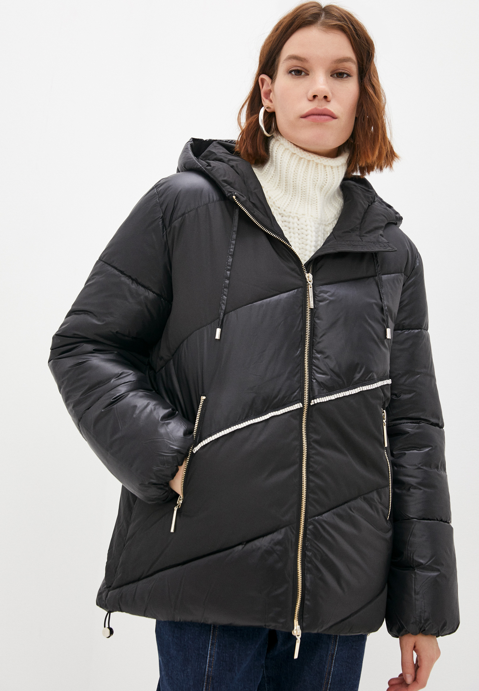 Утепленная куртка Liu Jo Sport TF1094T4961