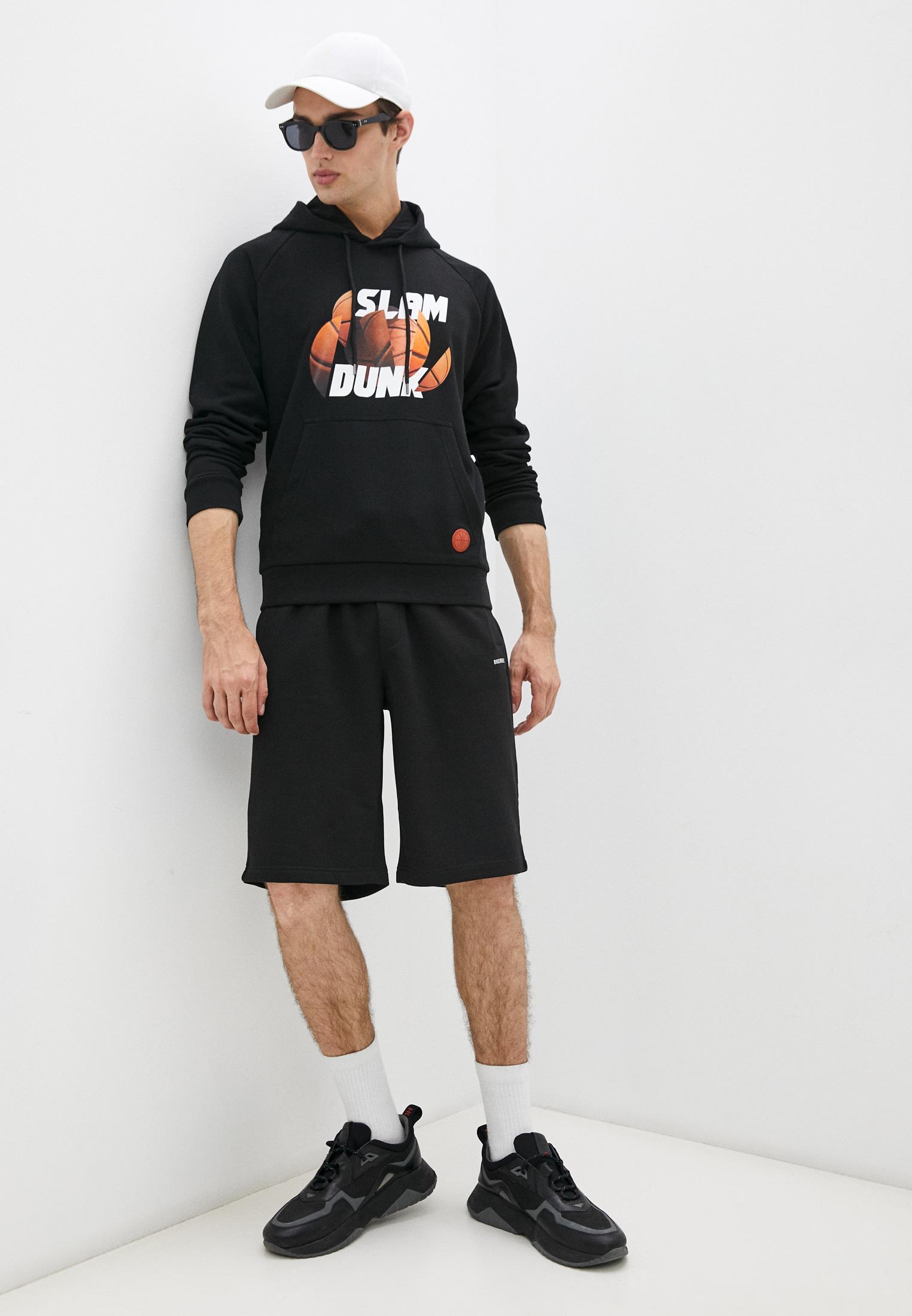 Мужские повседневные шорты Bikkembergs C 1 001 01 M 3809: изображение 3