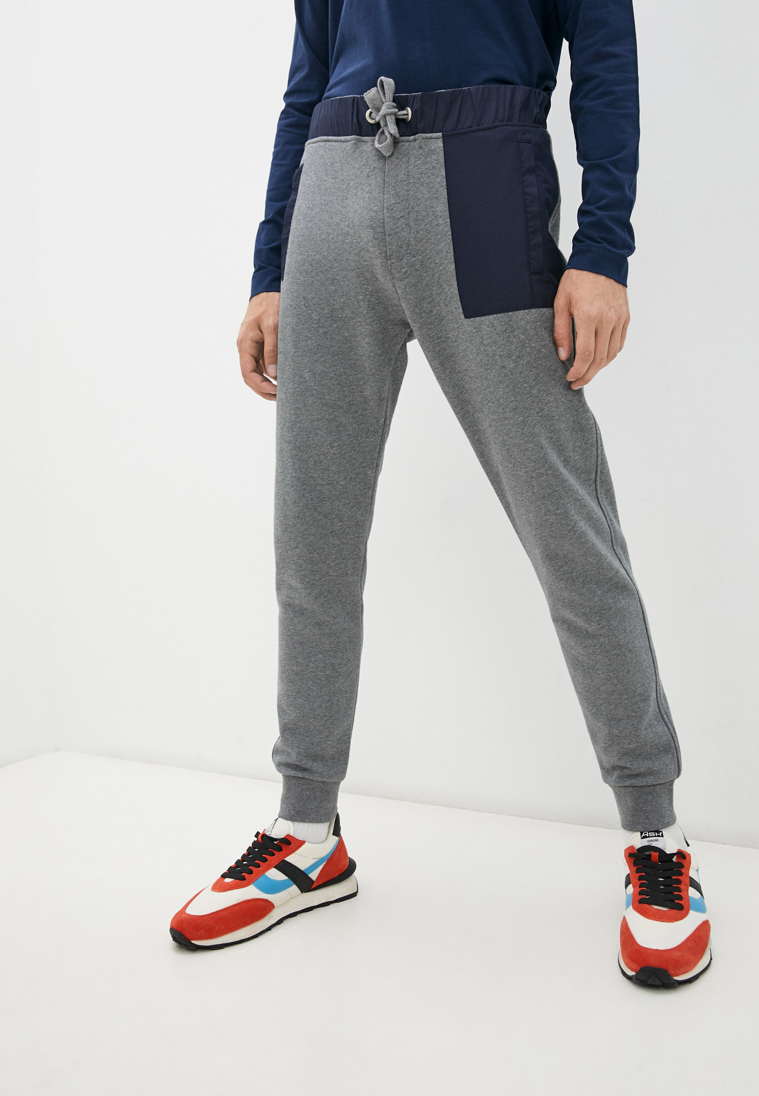 Мужские спортивные брюки Bikkembergs (Биккембергс) C 1 013 80 M 3806