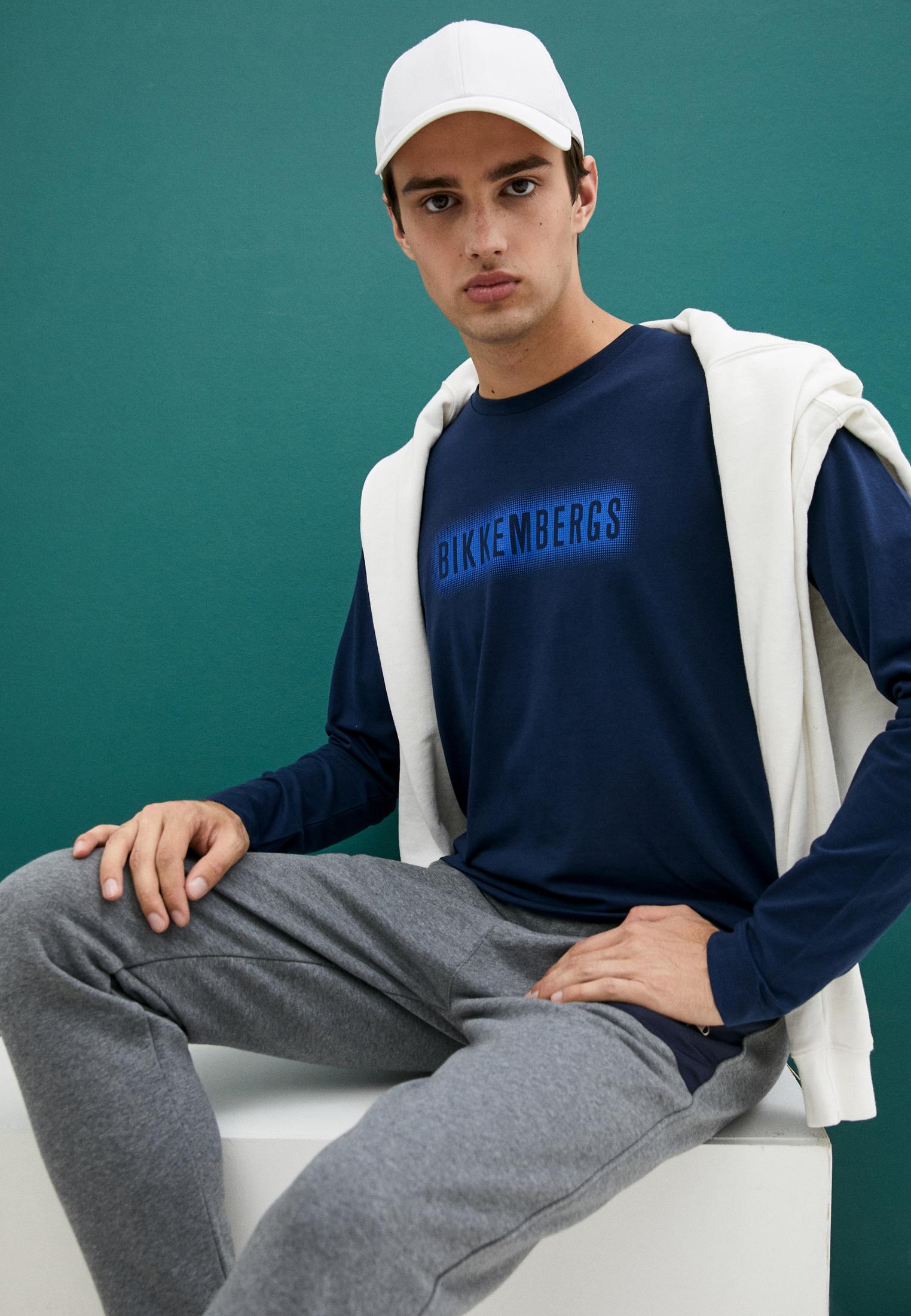 Мужские спортивные брюки Bikkembergs (Биккембергс) C 1 013 80 M 3806: изображение 2