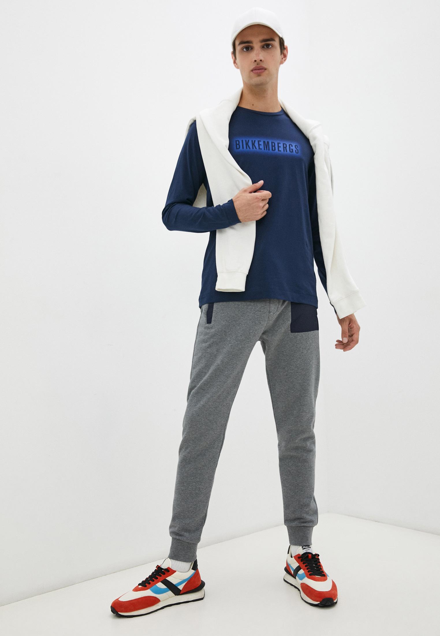 Мужские спортивные брюки Bikkembergs (Биккембергс) C 1 013 80 M 3806: изображение 3
