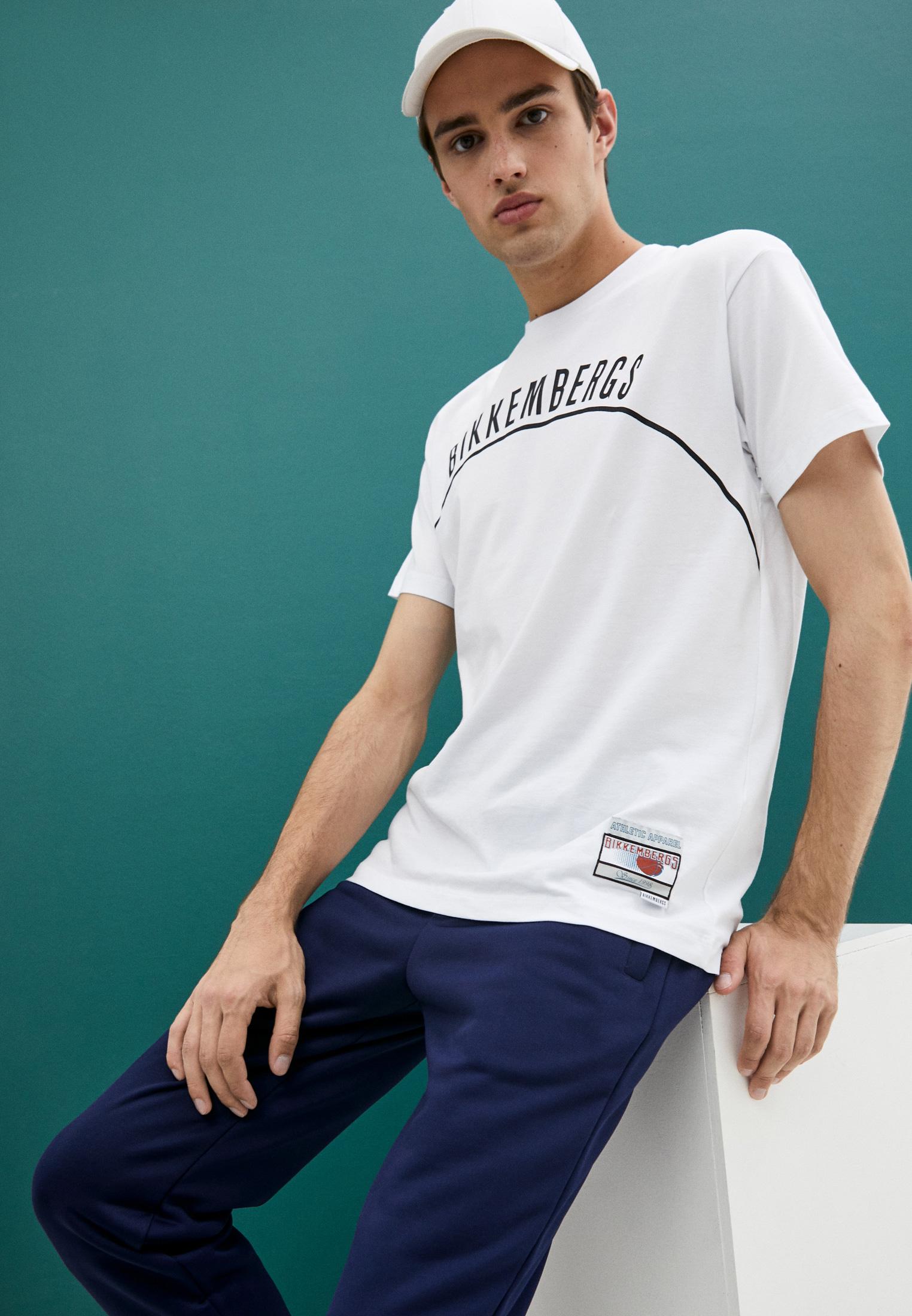 Мужские повседневные брюки Bikkembergs (Биккембергс) C 1 025 01 M 3816: изображение 2