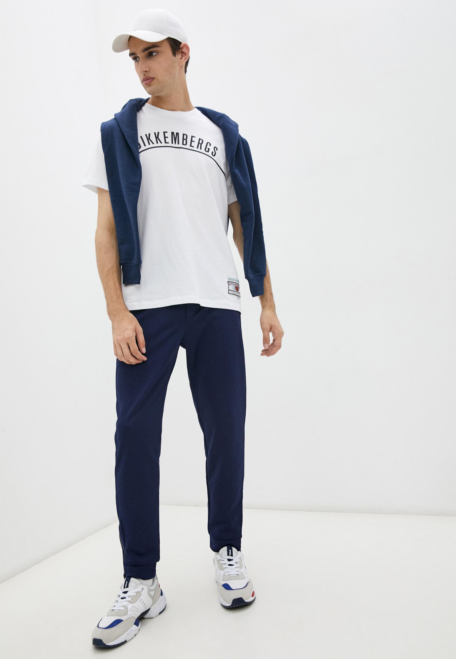Мужские повседневные брюки Bikkembergs (Биккембергс) C 1 025 01 M 3816: изображение 3