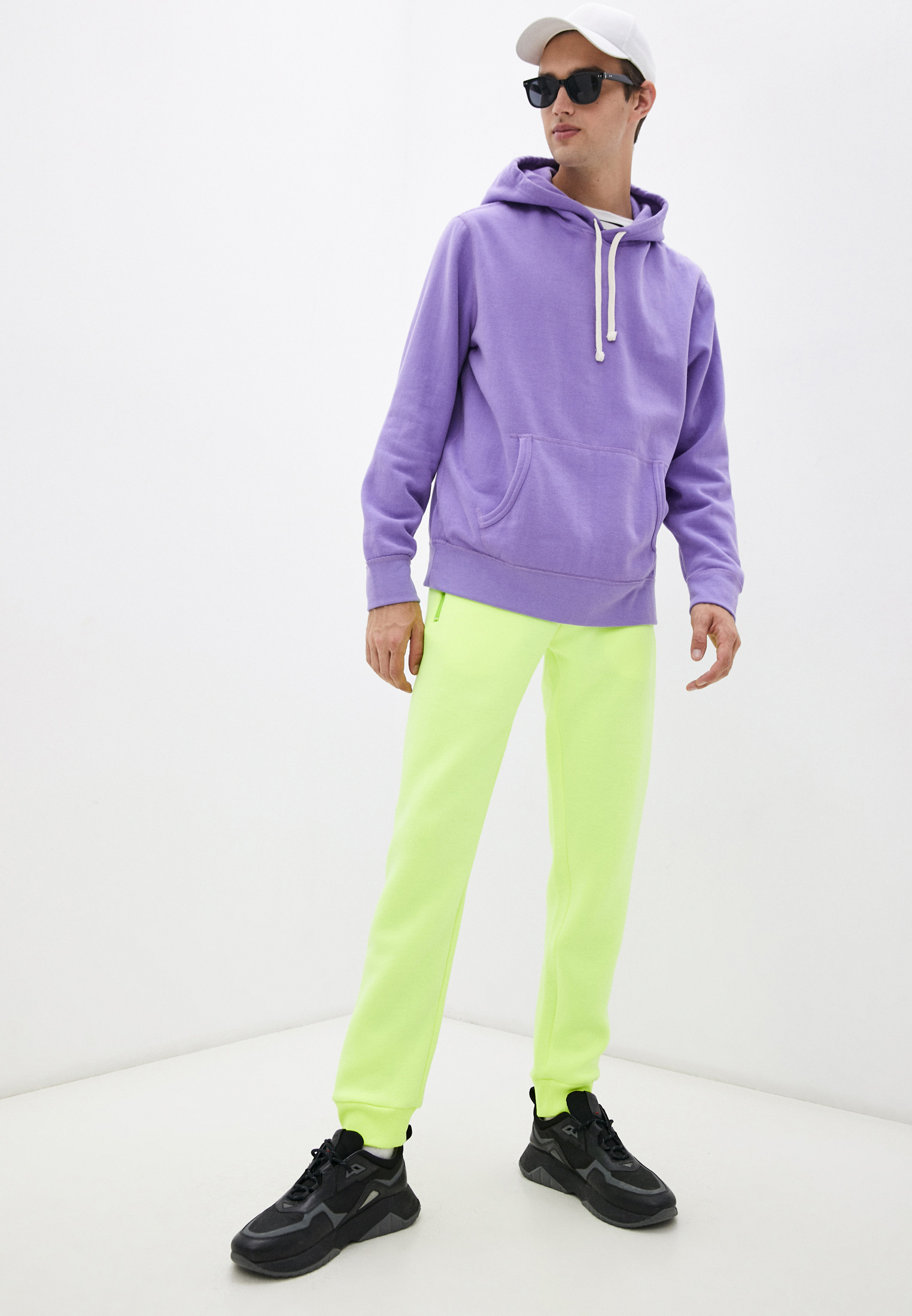 Мужские спортивные брюки Bikkembergs (Биккембергс) C 1 096 9E M 4119: изображение 3