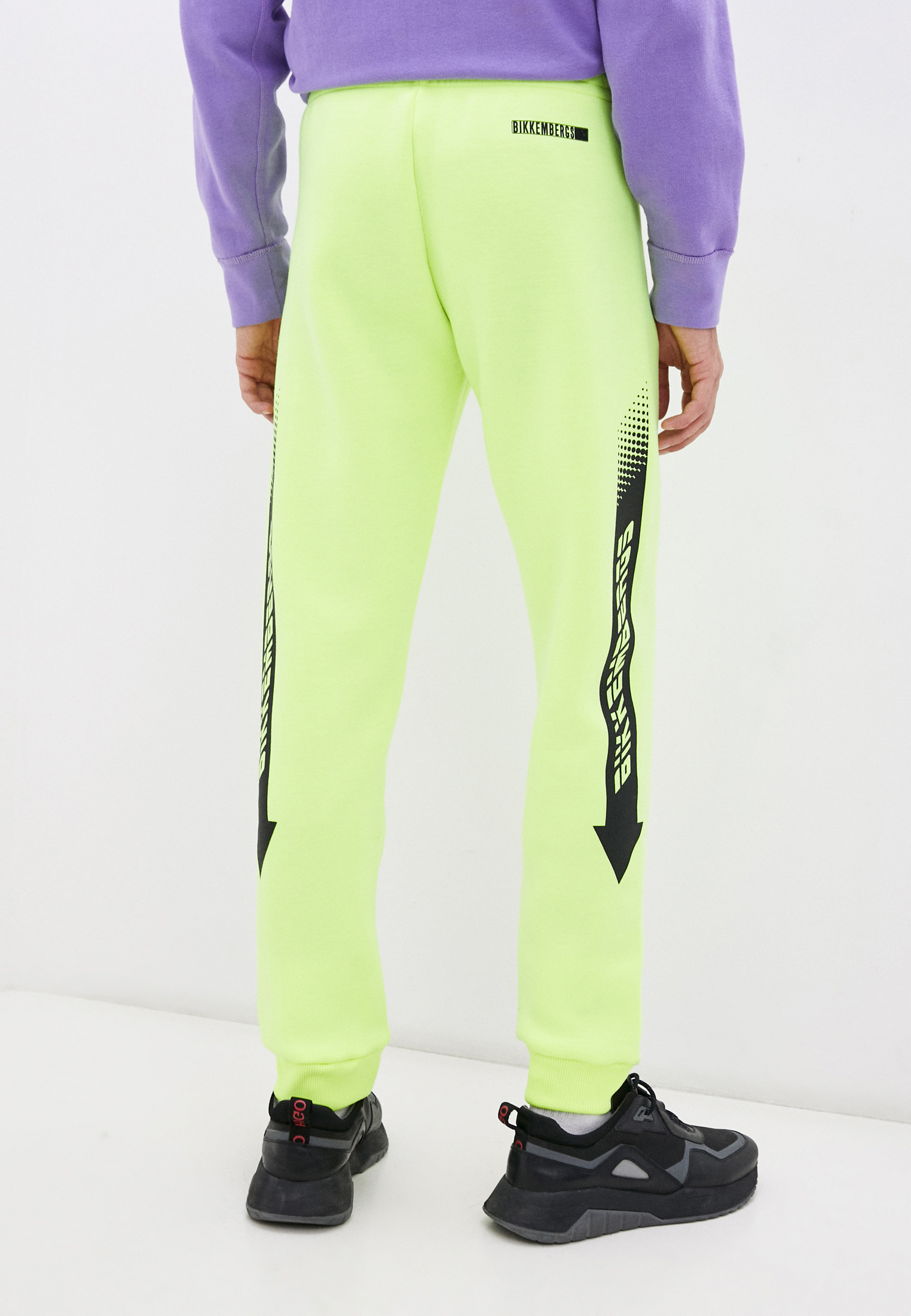 Мужские спортивные брюки Bikkembergs (Биккембергс) C 1 096 9E M 4119: изображение 4