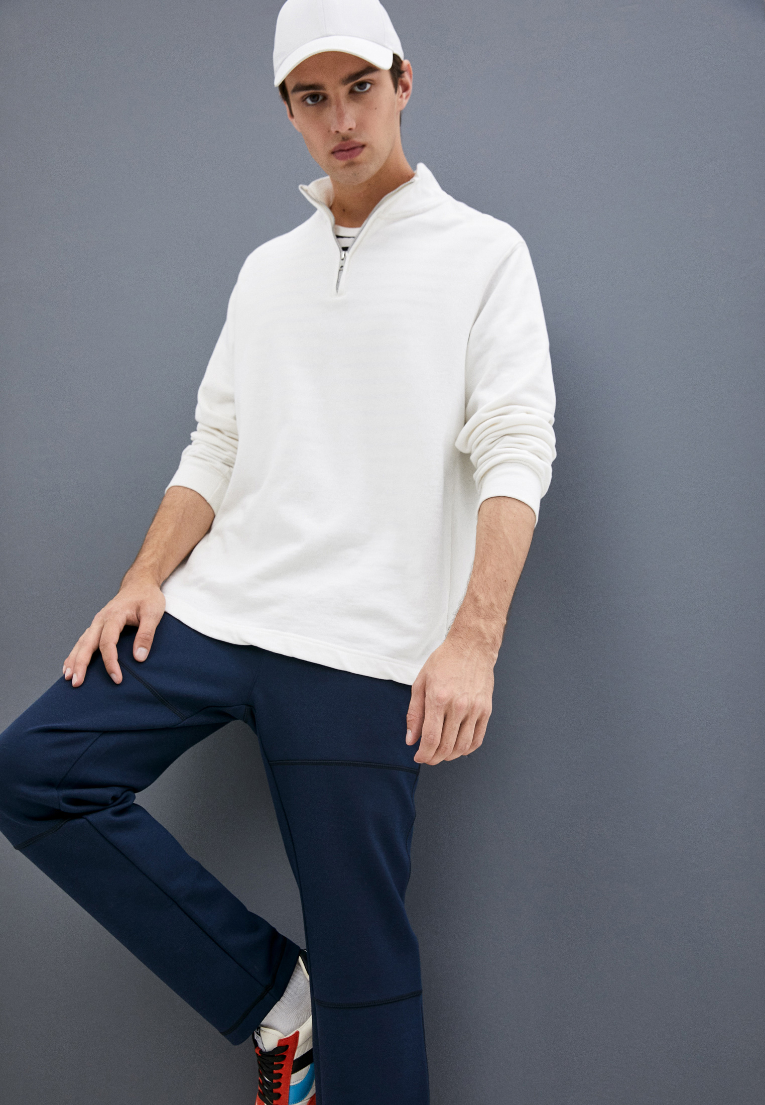 Мужские повседневные брюки Bikkembergs C 1 162 00 E 2210: изображение 2