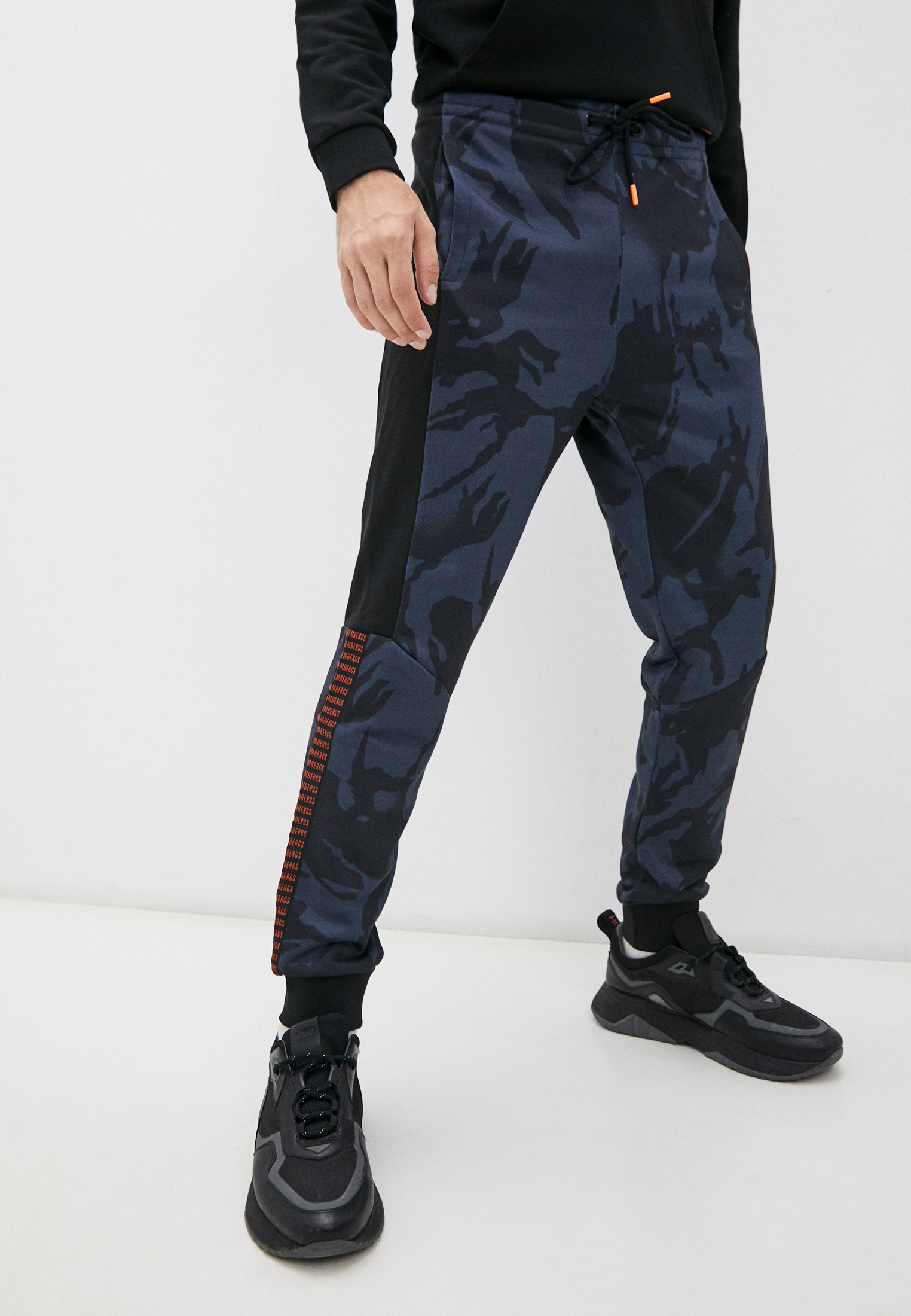 Мужские спортивные брюки Bikkembergs (Биккембергс) C 1 163 80 M 4251