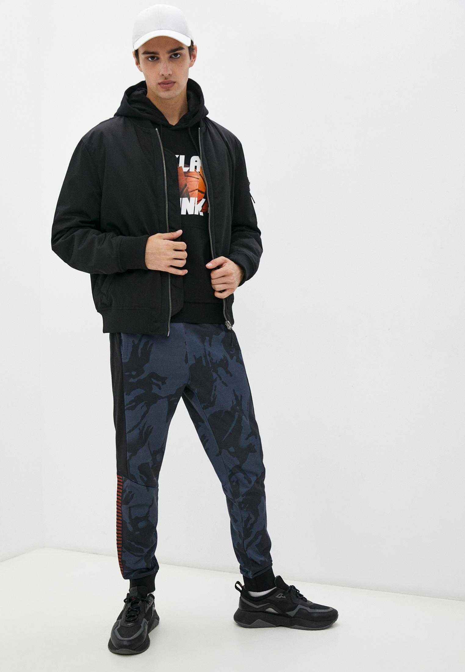 Мужские спортивные брюки Bikkembergs (Биккембергс) C 1 163 80 M 4251: изображение 3