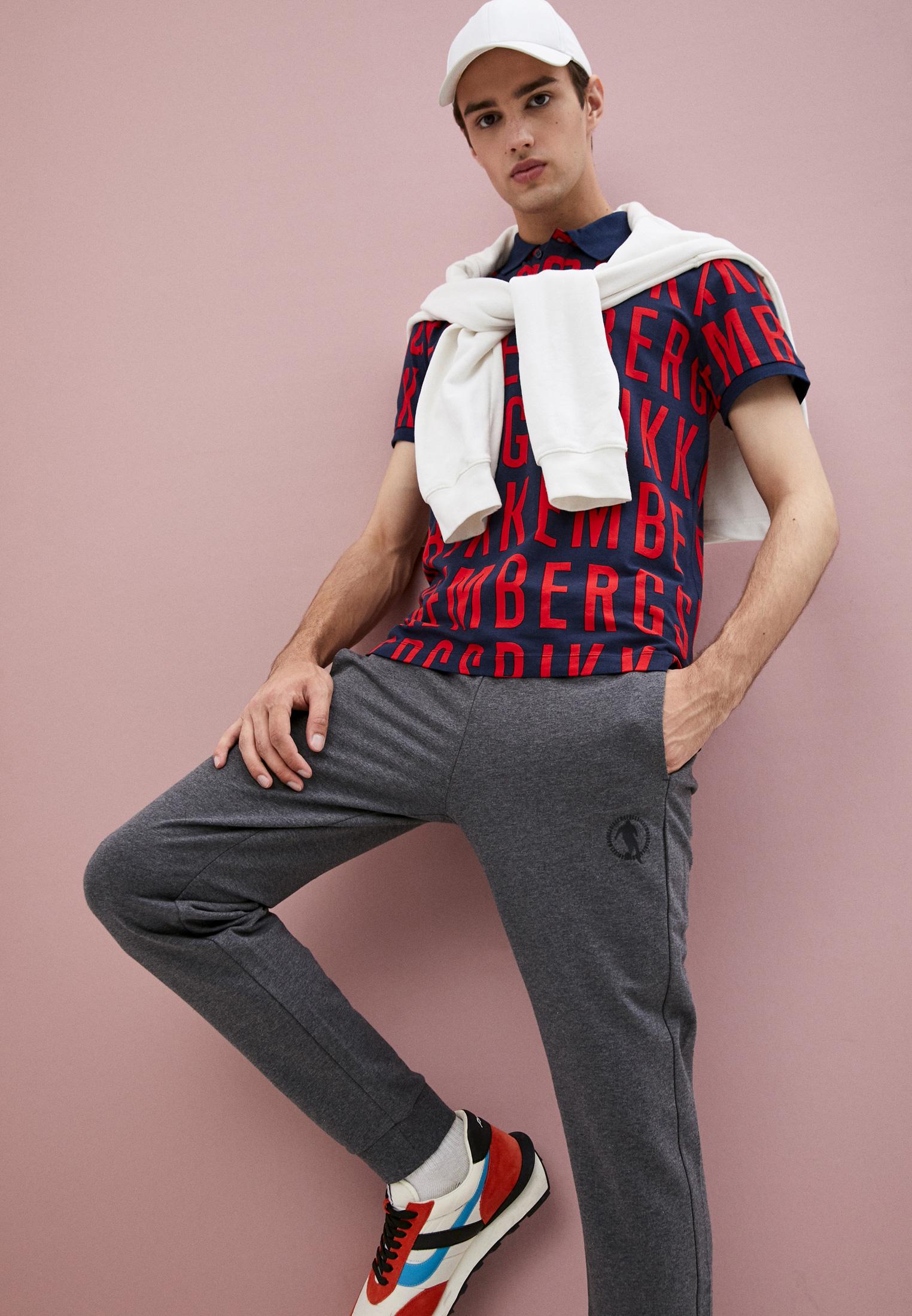 Мужские спортивные брюки Bikkembergs (Биккембергс) C 1 164 4T E 2191: изображение 2