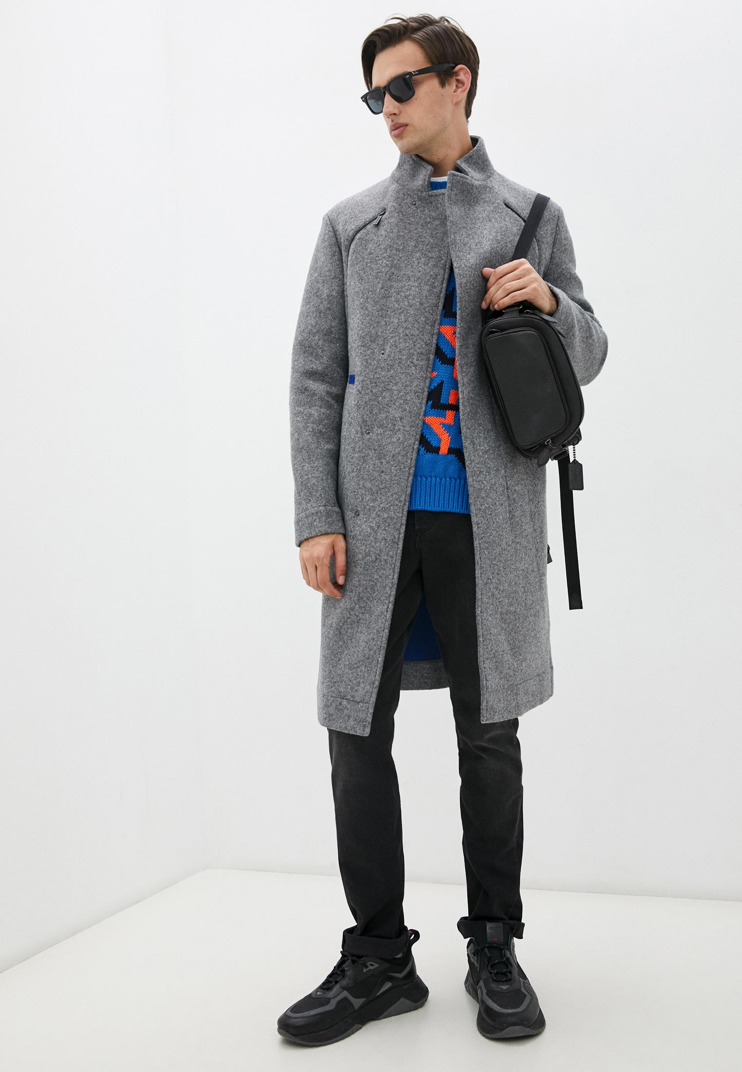 Мужское пальто Bikkembergs (Биккембергс) C 3 027 00 E 2091: изображение 3