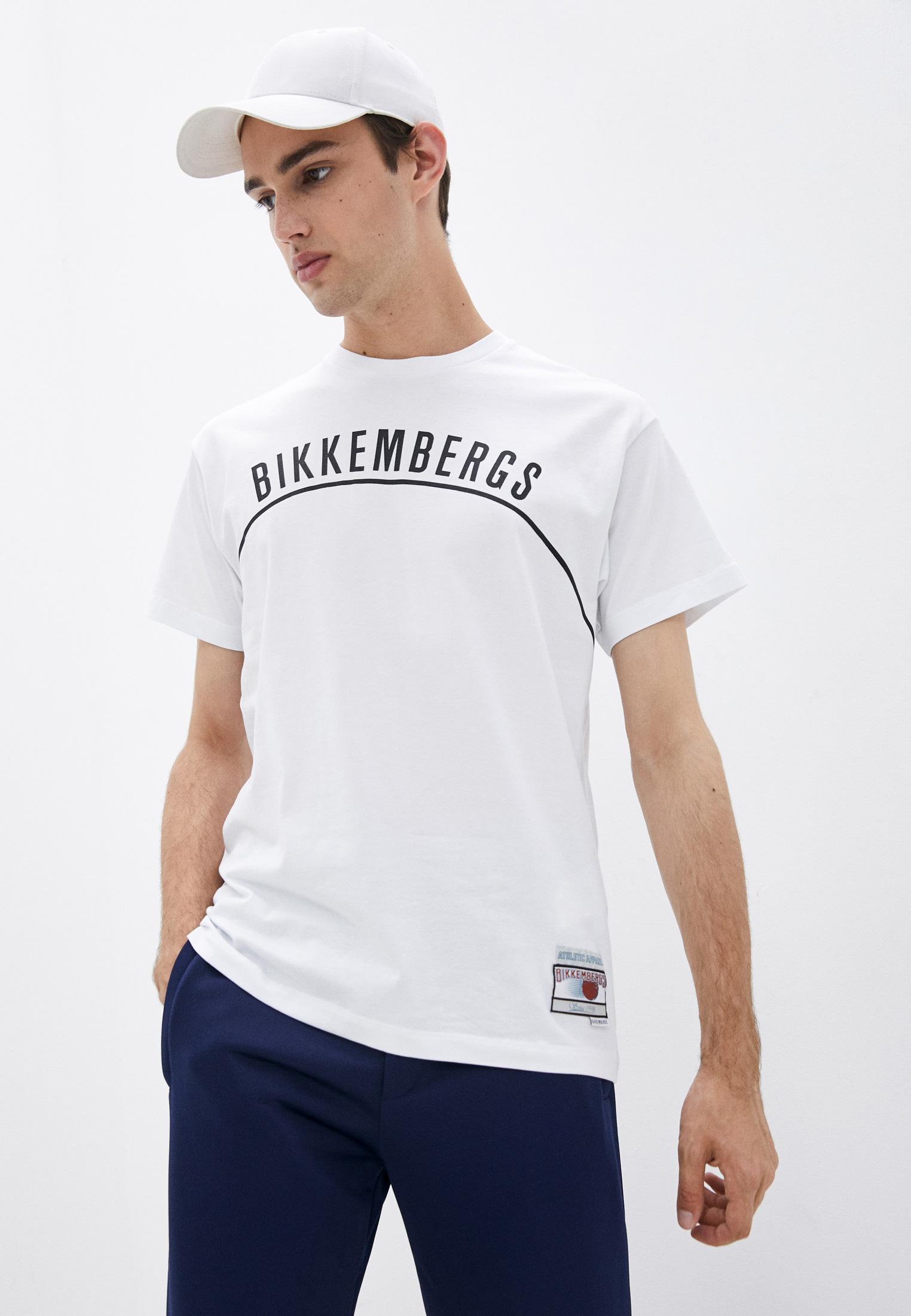 Футболка Bikkembergs C 7 022 6R E 1814: изображение 6