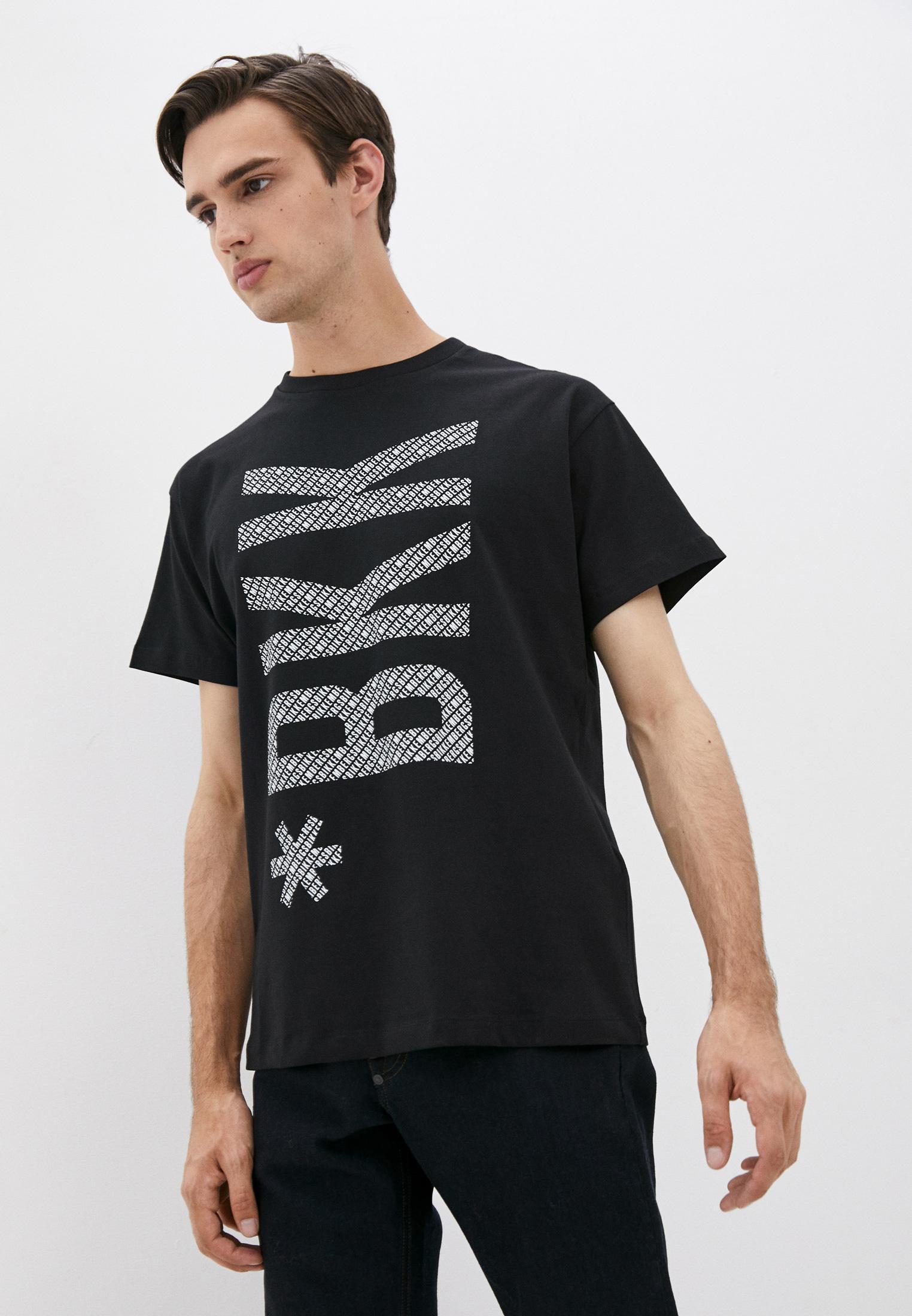 Мужская футболка Bikkembergs (Биккембергс) C 7 022 9U E 1823