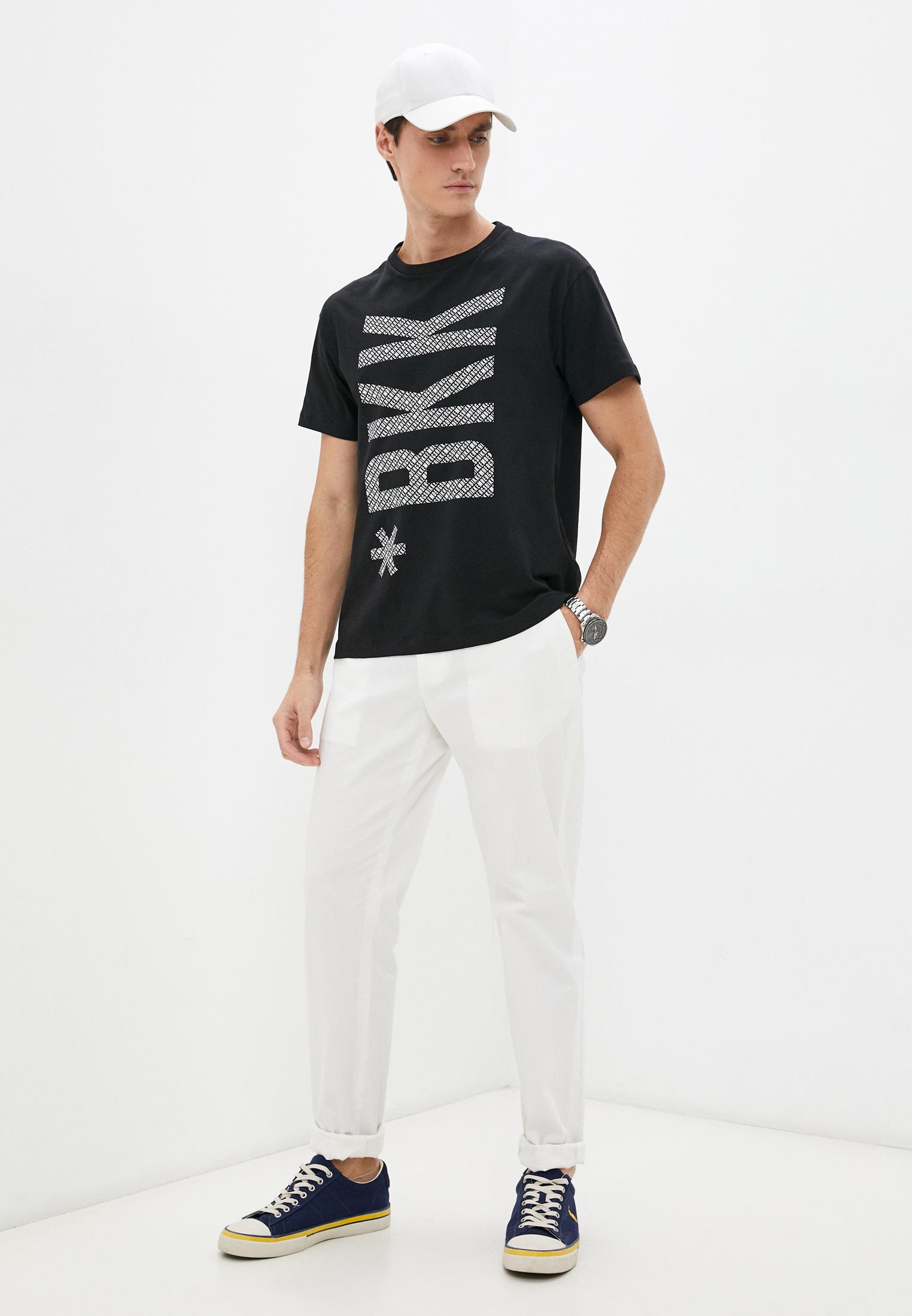 Мужская футболка Bikkembergs (Биккембергс) C 7 022 9U E 1823: изображение 8