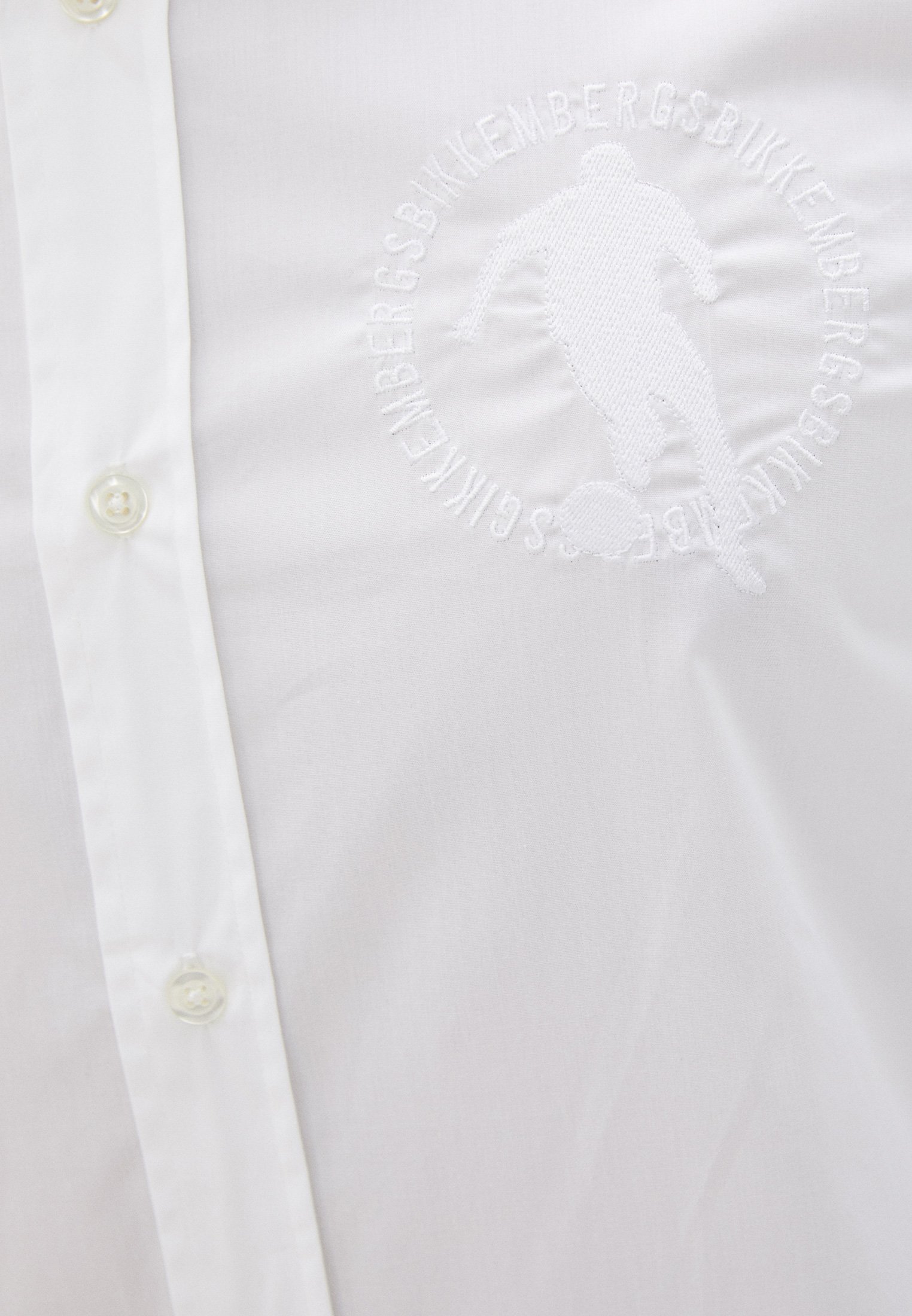 Рубашка с длинным рукавом Bikkembergs (Биккембергс) C C 009 2C S 2931: изображение 5