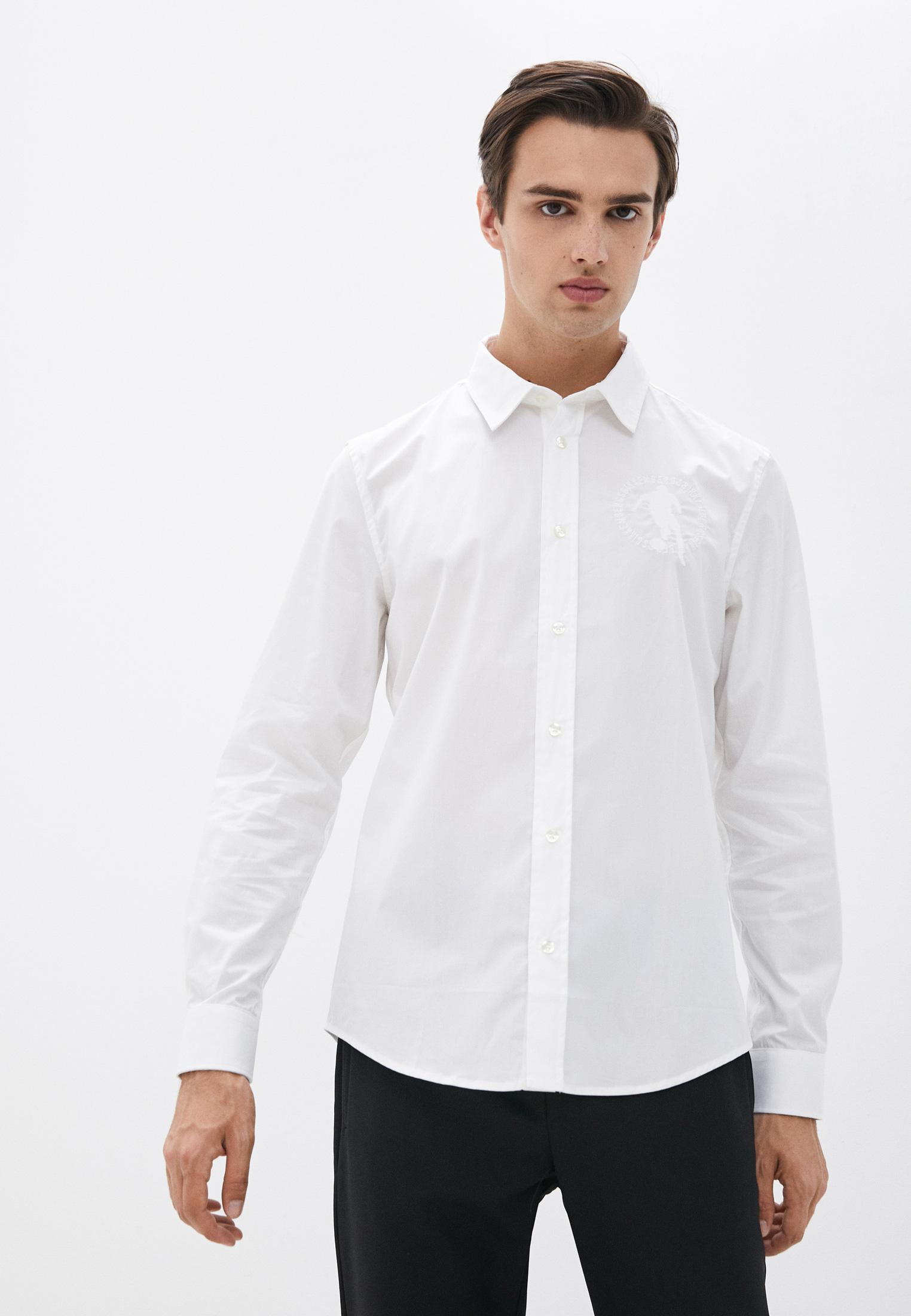 Рубашка с длинным рукавом Bikkembergs (Биккембергс) C C 009 2C S 2931: изображение 6