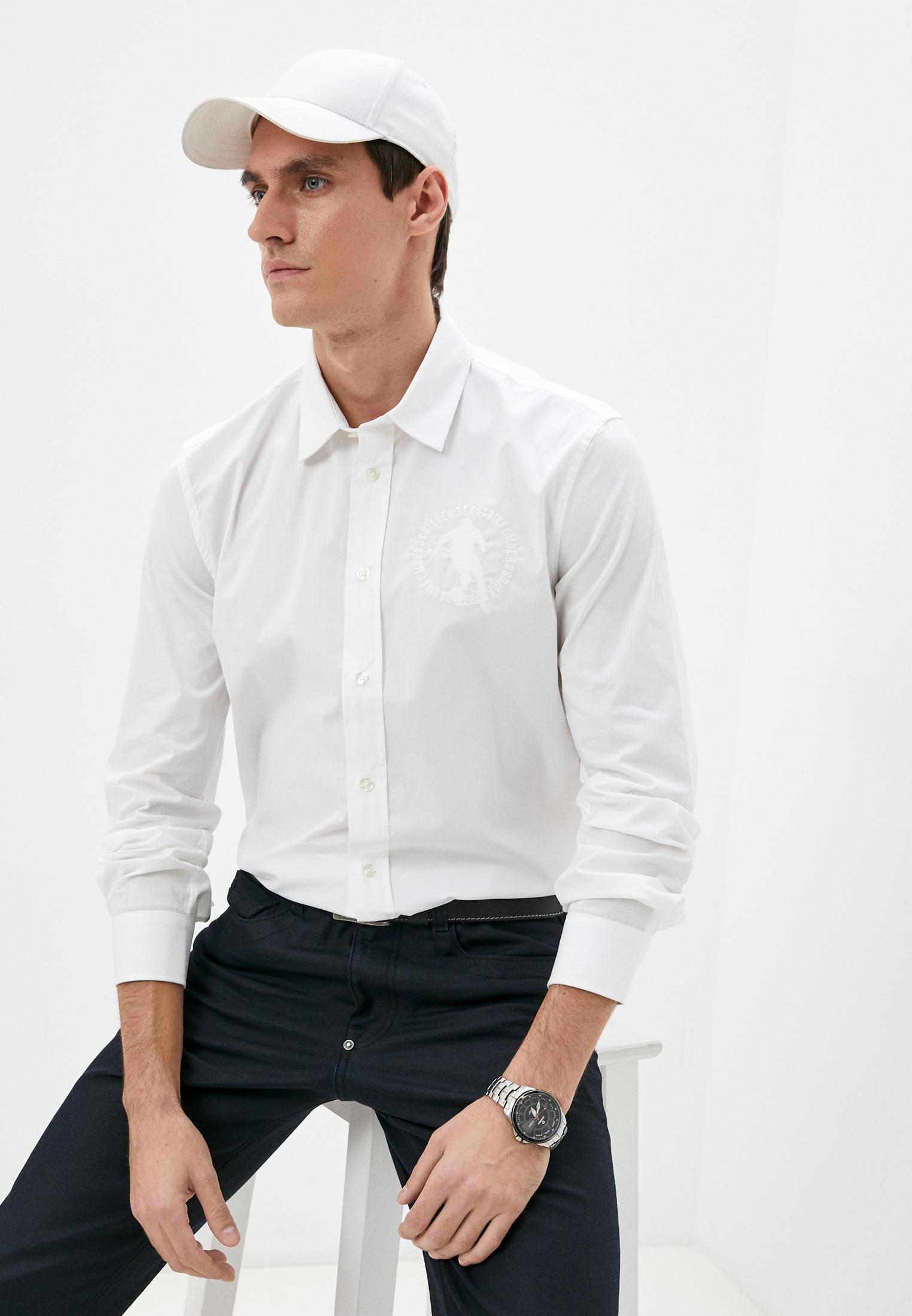 Рубашка с длинным рукавом Bikkembergs (Биккембергс) C C 009 2C S 2931: изображение 7