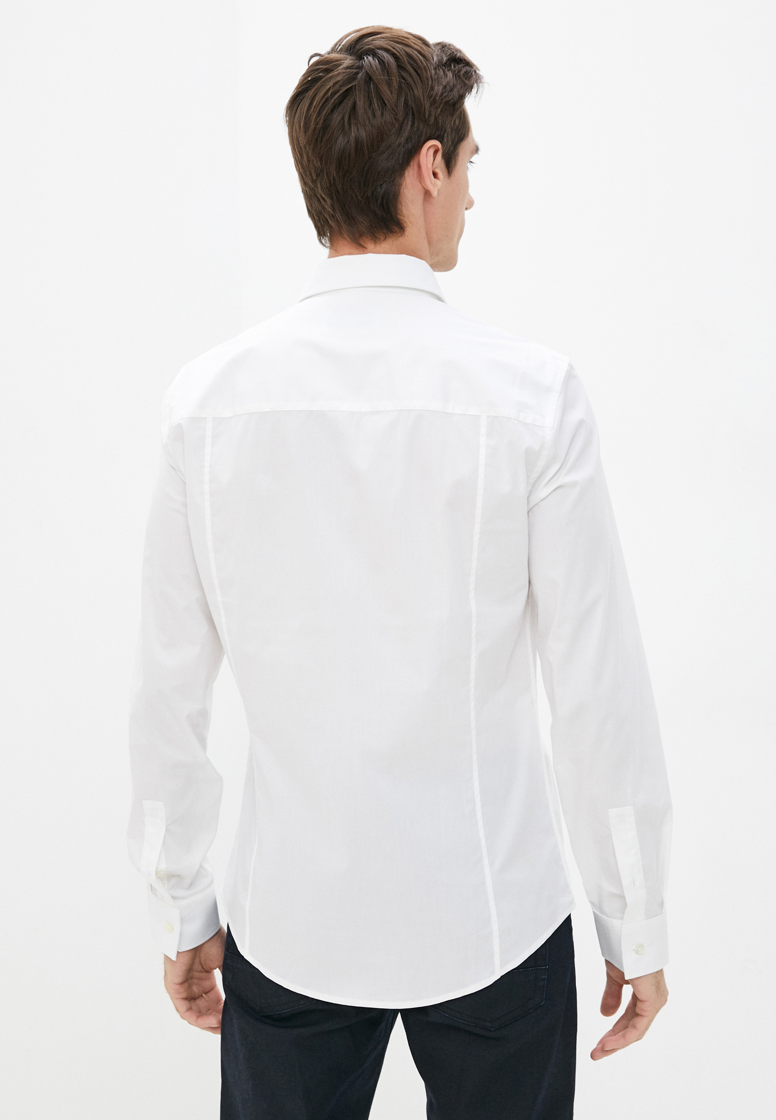 Рубашка с длинным рукавом Bikkembergs (Биккембергс) C C 009 2C S 2931: изображение 10
