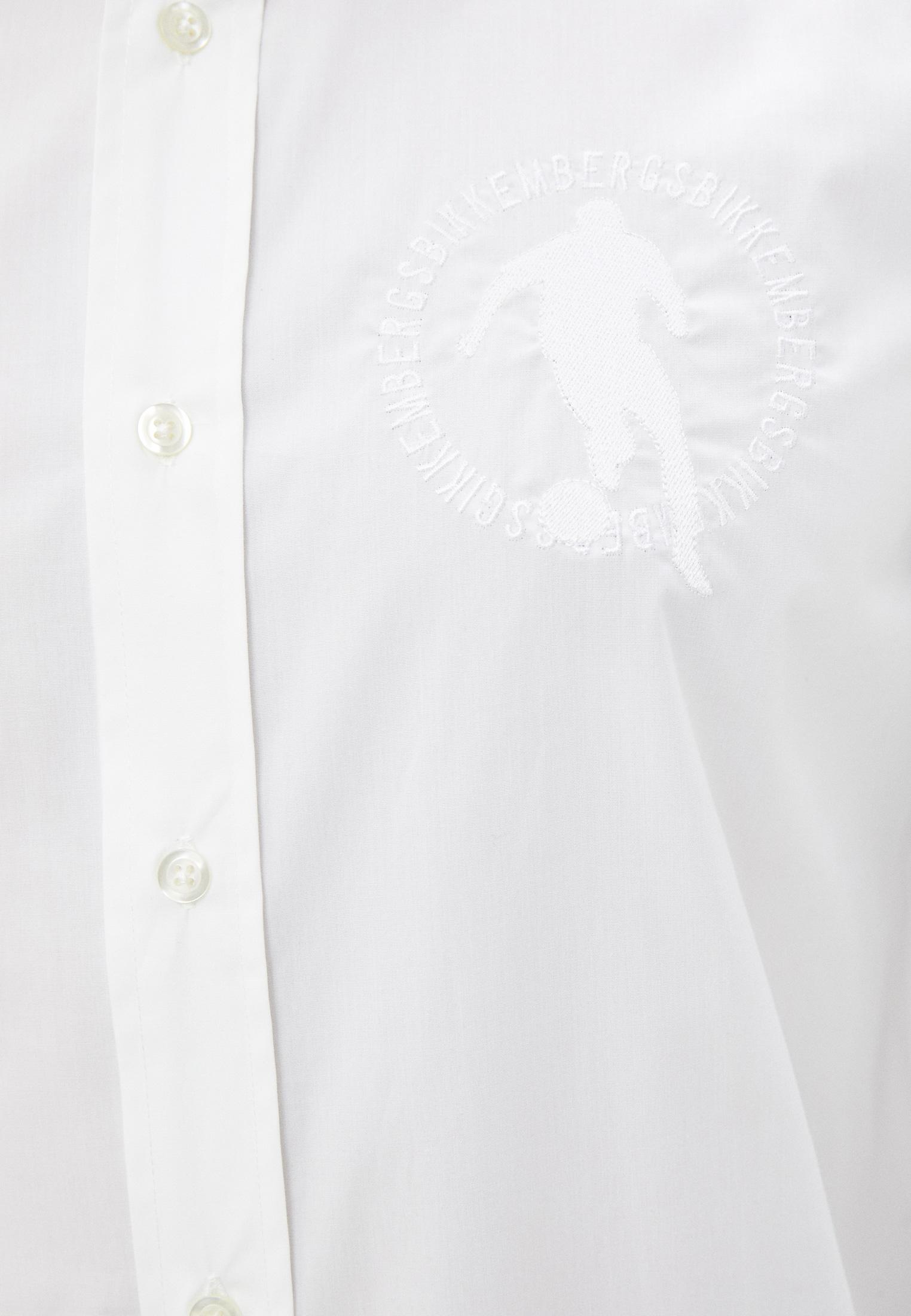 Рубашка с длинным рукавом Bikkembergs (Биккембергс) C C 009 2C S 2931: изображение 12