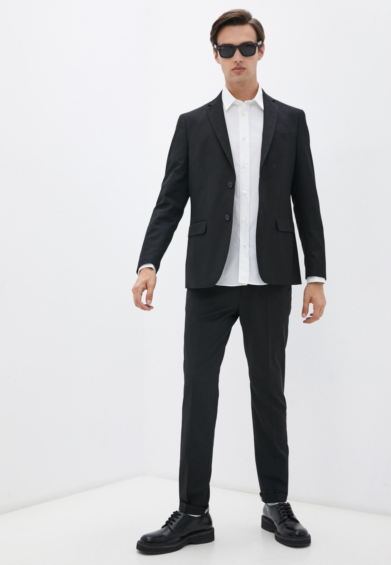 Рубашка с длинным рукавом Bikkembergs C C 009 3V S 2931: изображение 3
