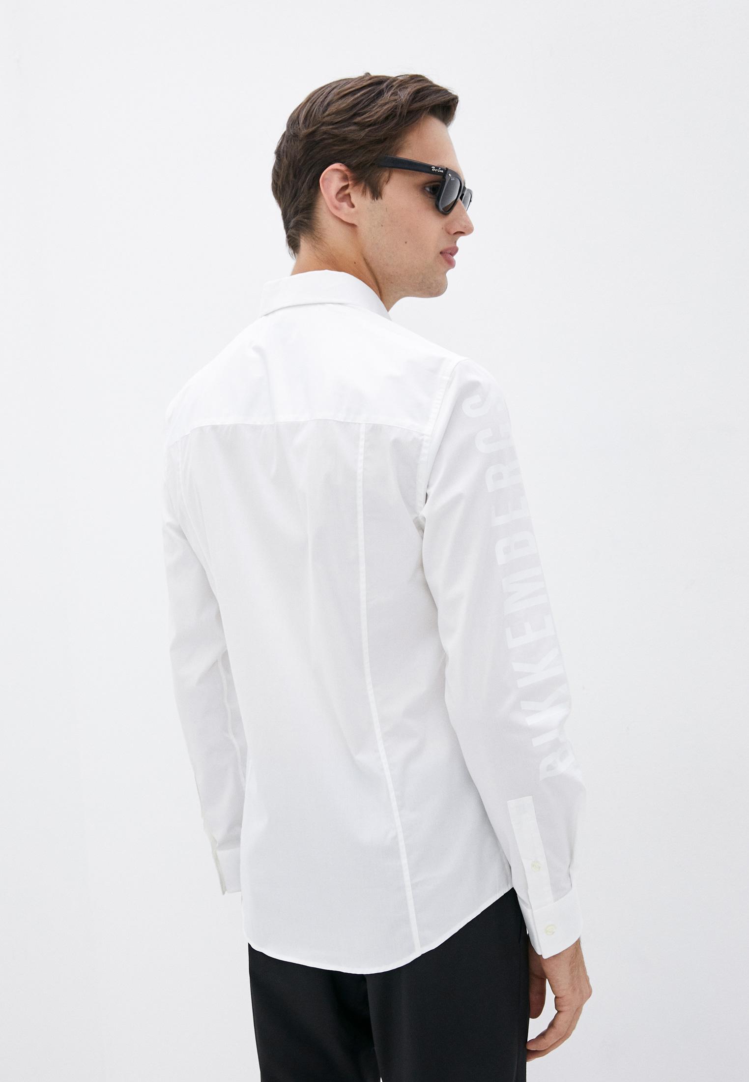 Рубашка с длинным рукавом Bikkembergs C C 009 3V S 2931: изображение 4