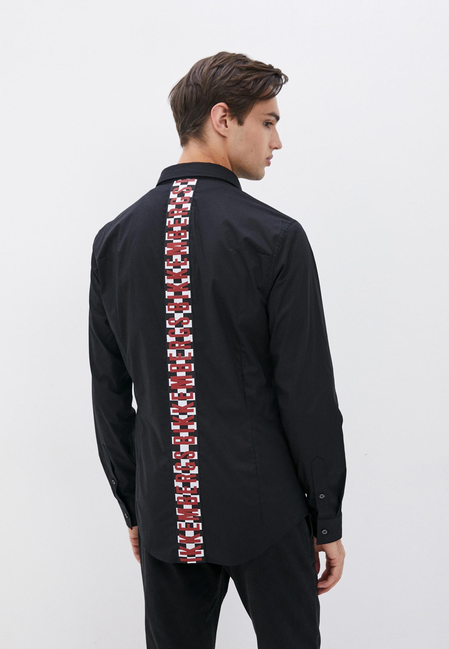 Рубашка с длинным рукавом Bikkembergs C C 053 04 S 2931: изображение 4