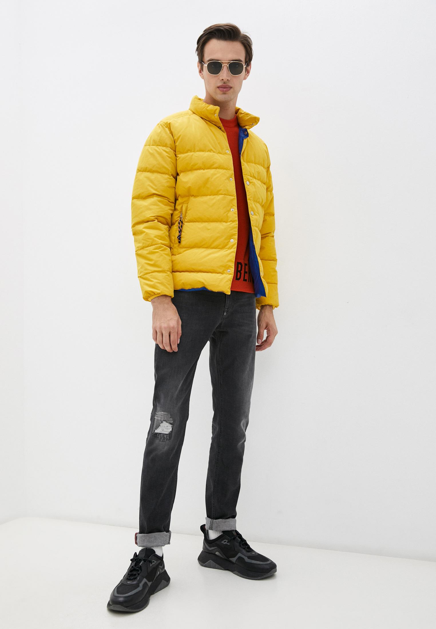 Мужская куртка Bikkembergs (Биккембергс) C H 087 00 T 9839: изображение 3
