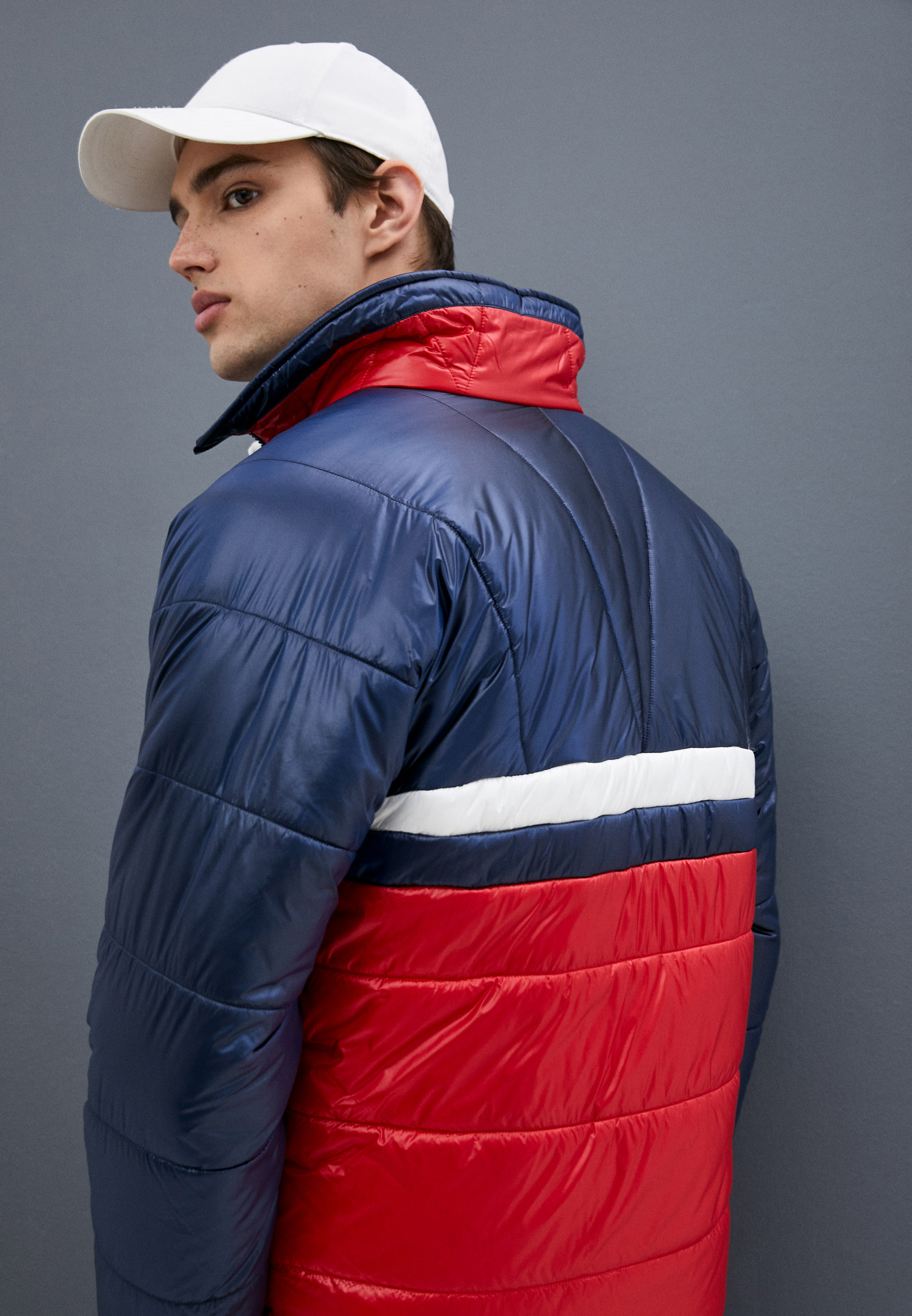 Мужская куртка Bikkembergs (Биккембергс) C H 090 00 T 9846: изображение 2