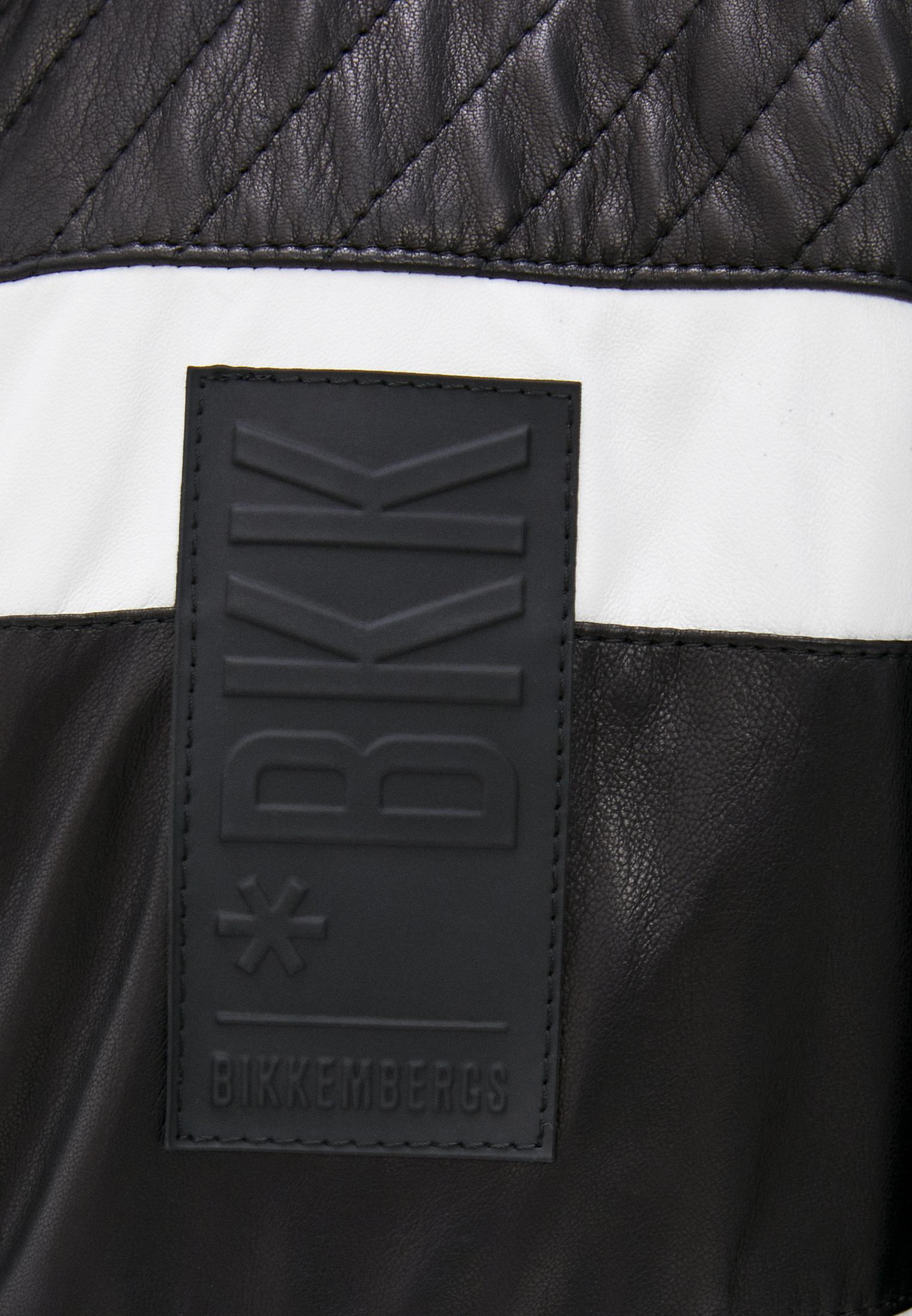 Кожаная куртка Bikkembergs (Биккембергс) C H 117 80 D 1180: изображение 6