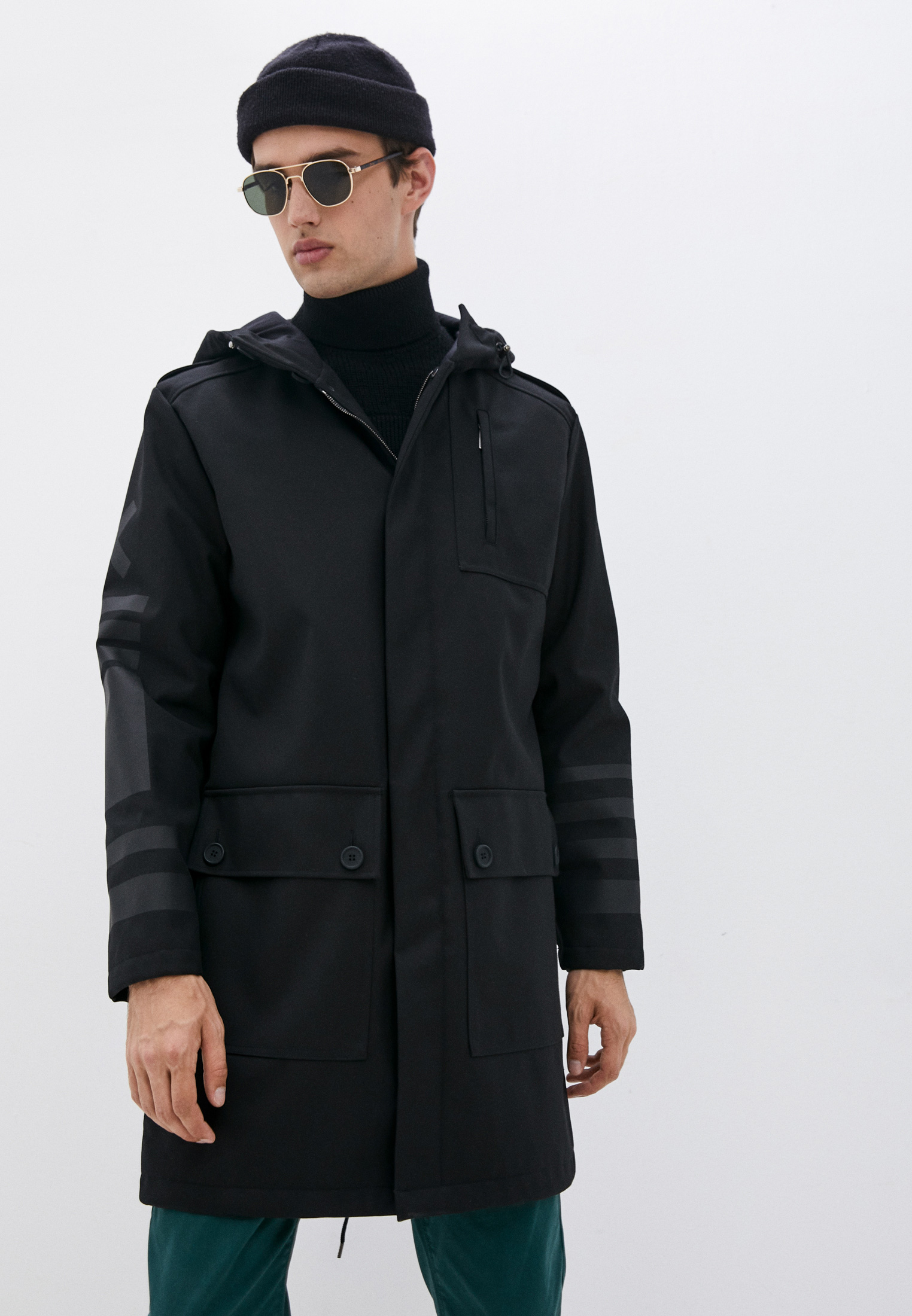 Куртка Bikkembergs C J 008 01 T 9213: изображение 1