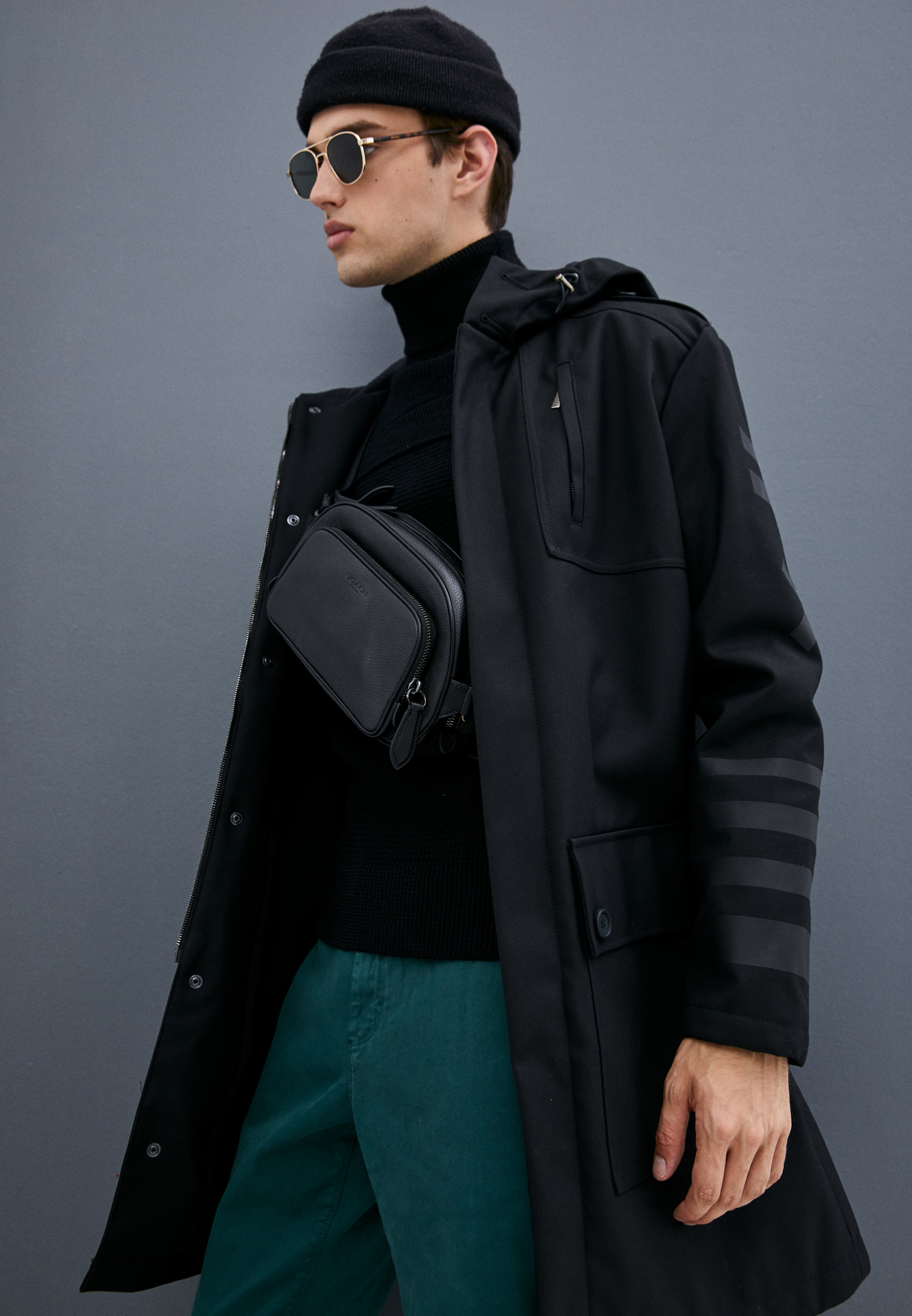 Куртка Bikkembergs C J 008 01 T 9213: изображение 2
