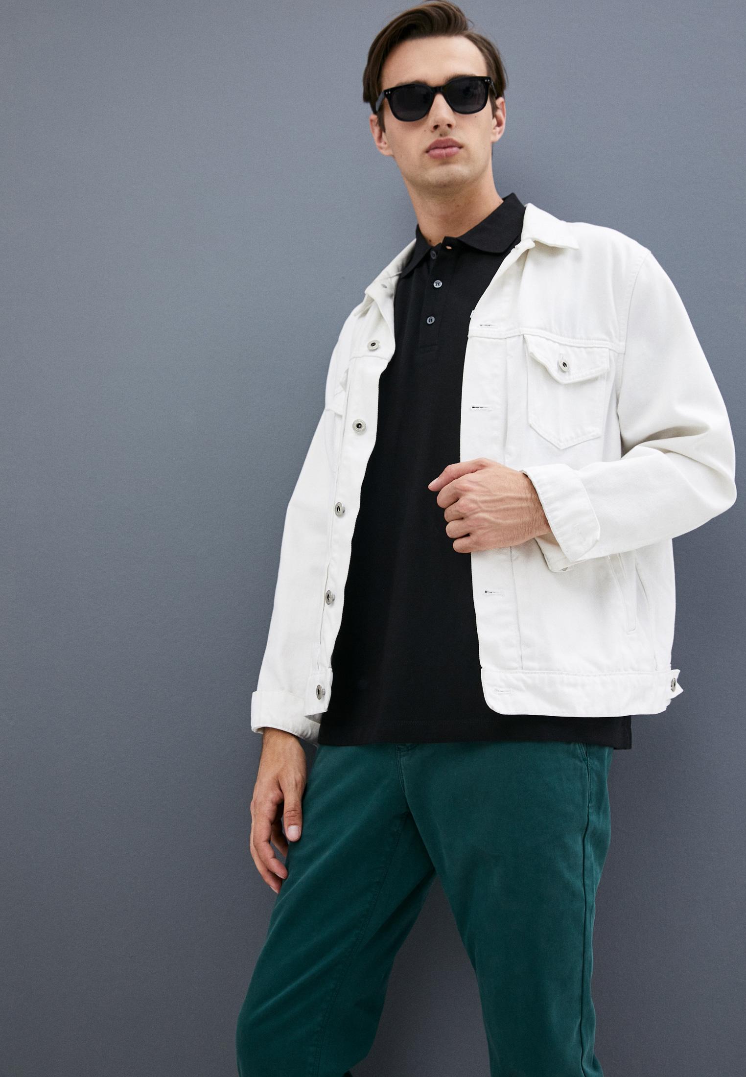 Мужские повседневные брюки Bikkembergs (Биккембергс) C P 001 00 S 2930: изображение 2