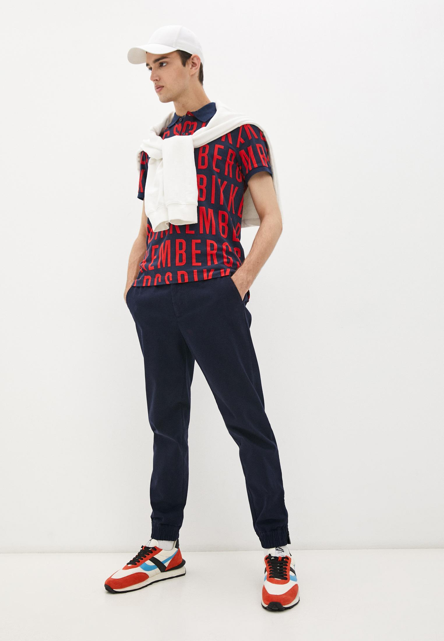 Мужские повседневные брюки Bikkembergs (Биккембергс) C P 039 00 S 3330: изображение 8