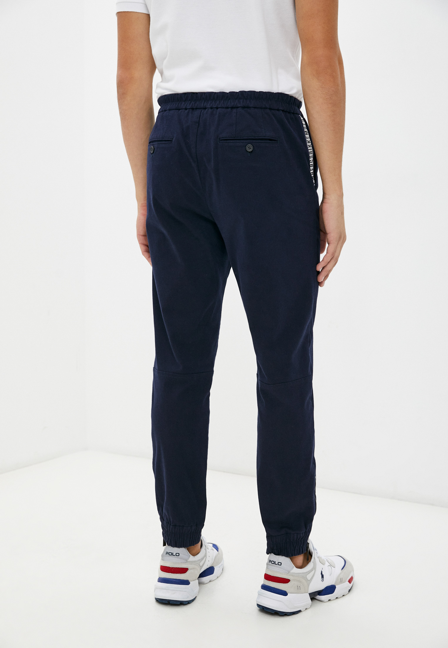 Мужские повседневные брюки Bikkembergs (Биккембергс) C P 039 00 S 3330: изображение 14