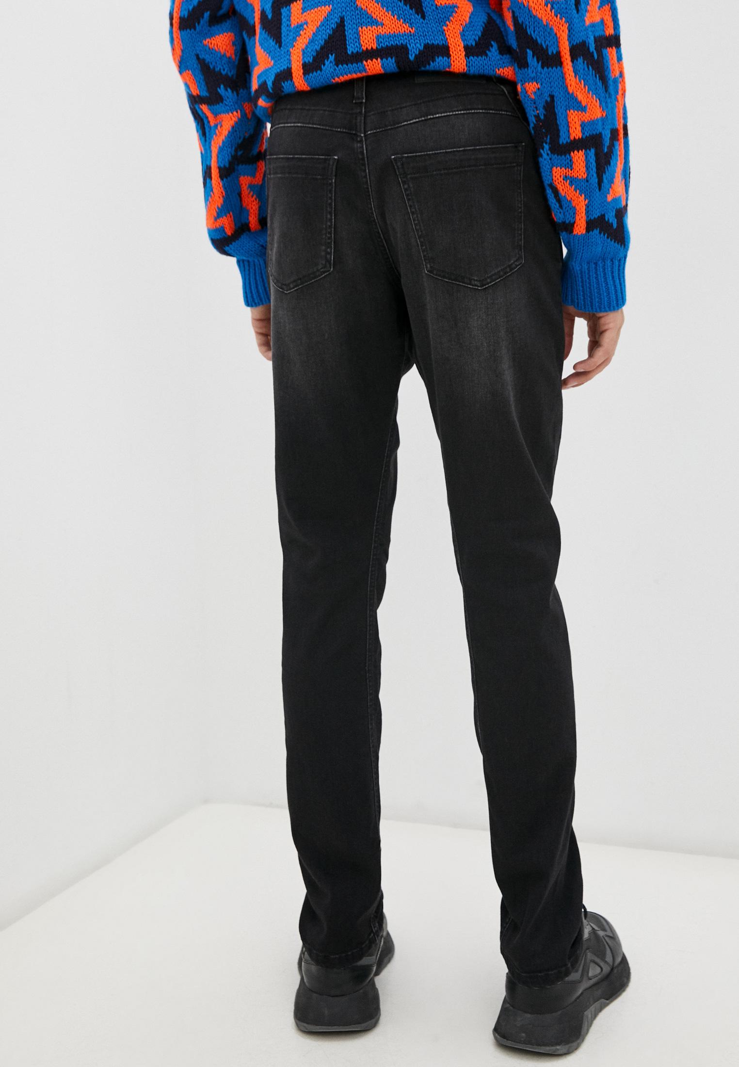 Мужские зауженные джинсы Bikkembergs (Биккембергс) C Q 015 86 S 2927: изображение 4