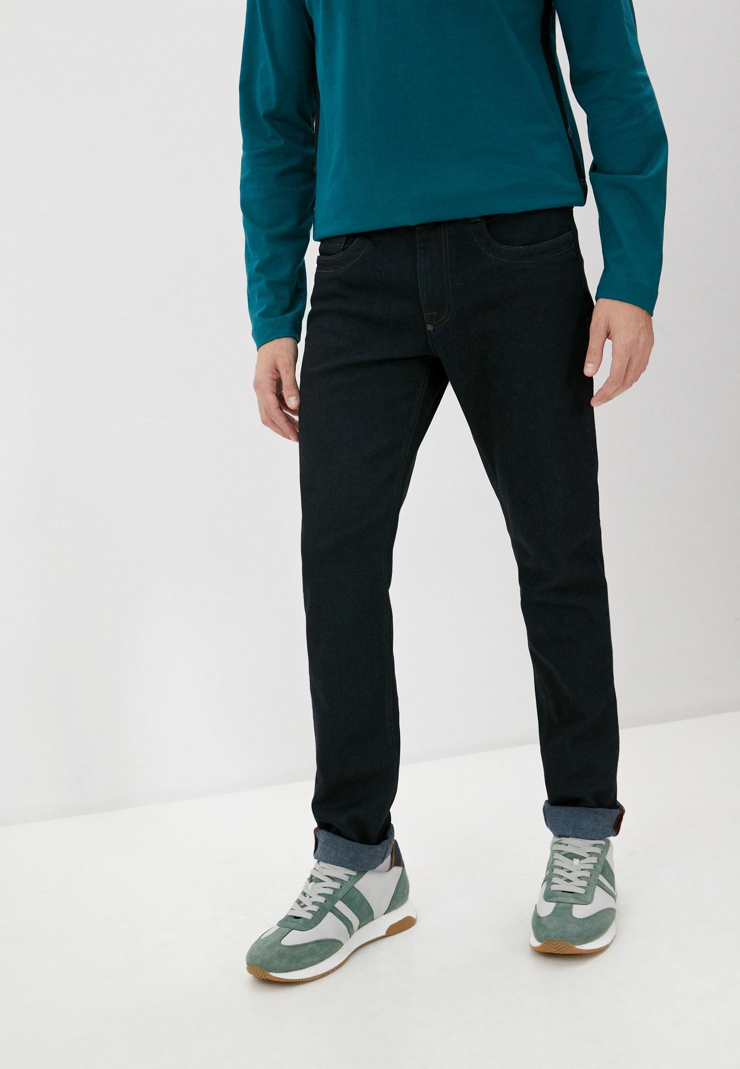 Мужские прямые джинсы Bikkembergs (Биккембергс) C Q 101 01 S 3333: изображение 11