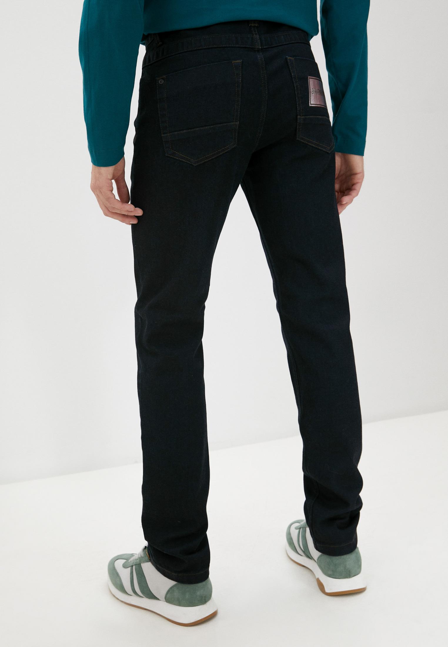 Мужские прямые джинсы Bikkembergs (Биккембергс) C Q 101 01 S 3333: изображение 14