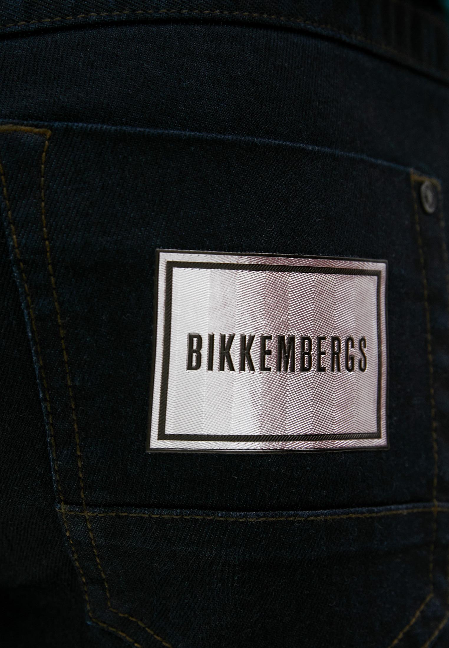 Мужские прямые джинсы Bikkembergs (Биккембергс) C Q 101 01 S 3333: изображение 15